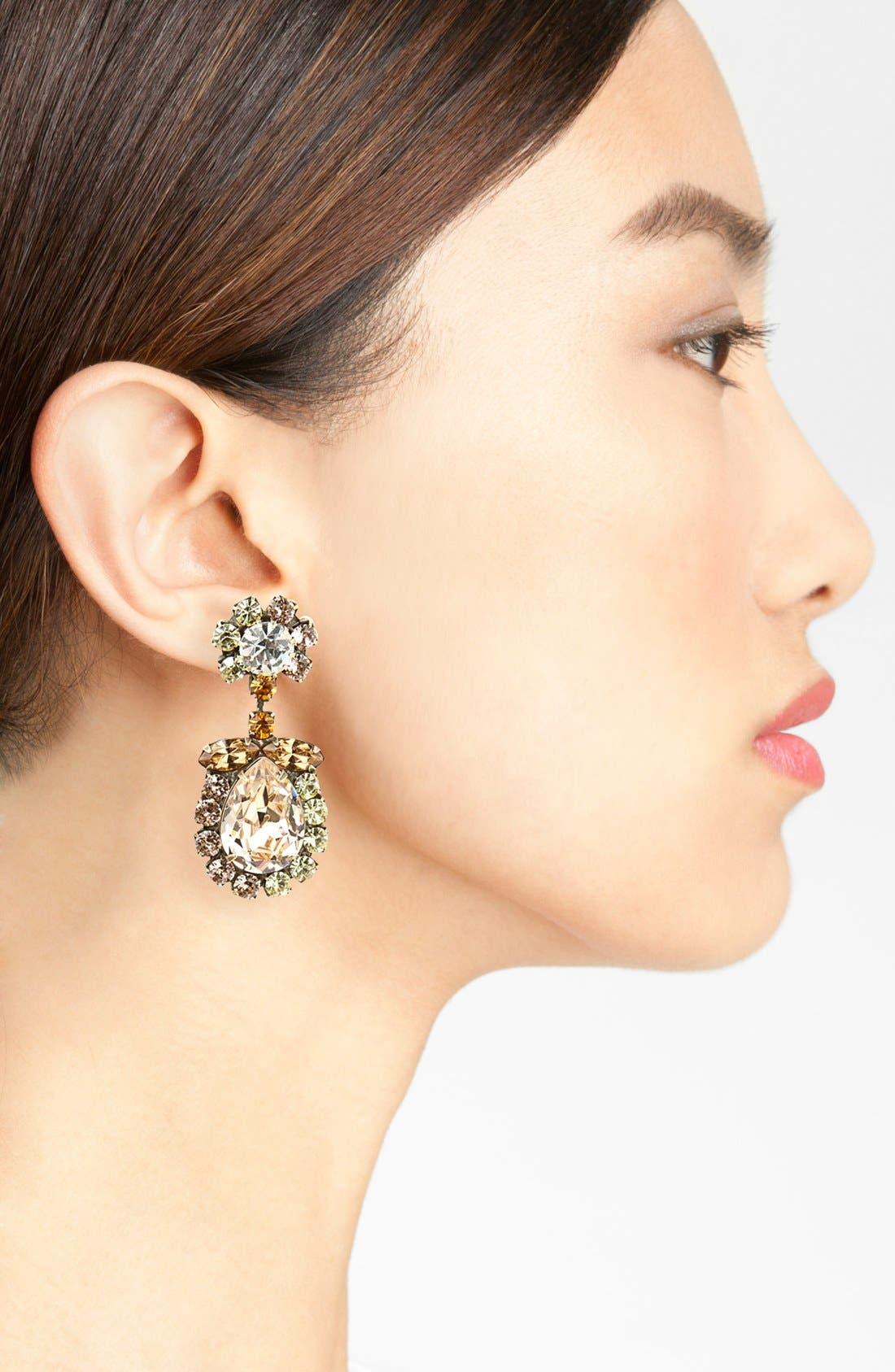 Alternate Image 2  - DANNIJO 'Havana' Earrings