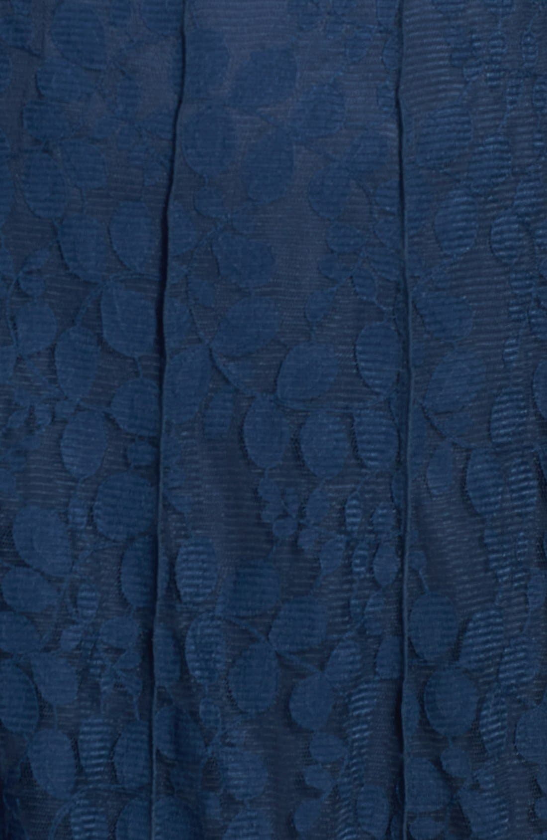 Alternate Image 3  - Jessica Howard Lace Dress (Plus Size)