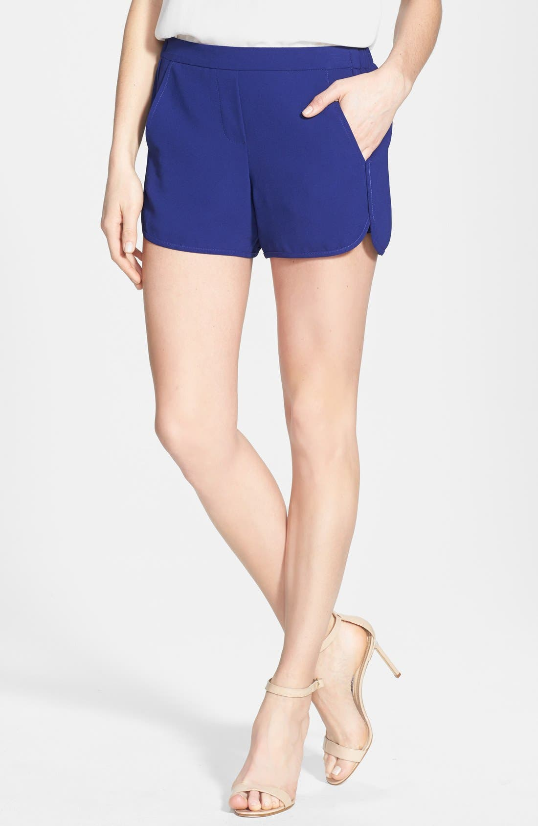 Alternate Image 1 Selected - Trina Turk 'Kristoph' Shorts