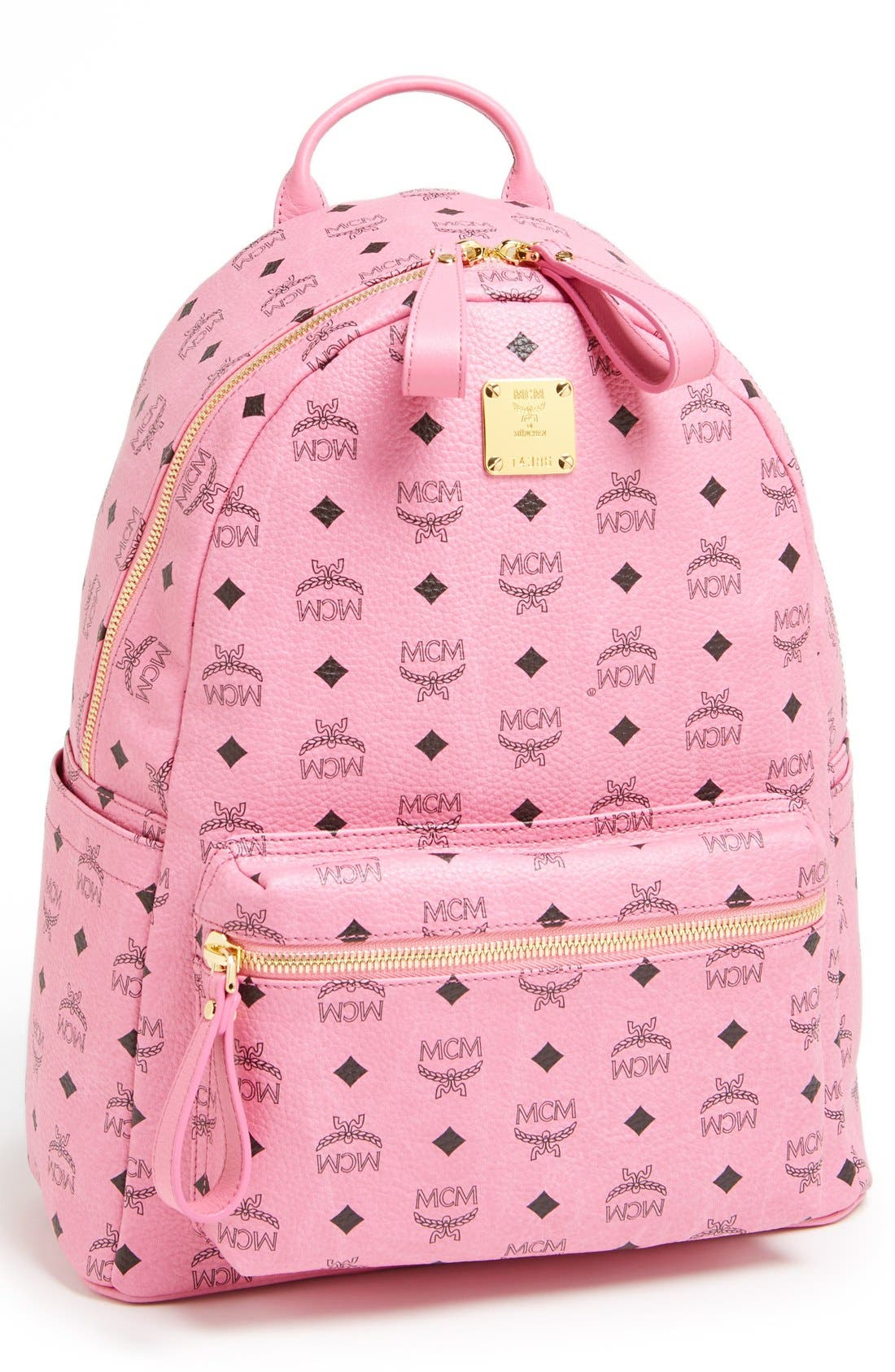 Alternate Image 1 Selected - MCM 'Heritage' Coated Canvas Backpack