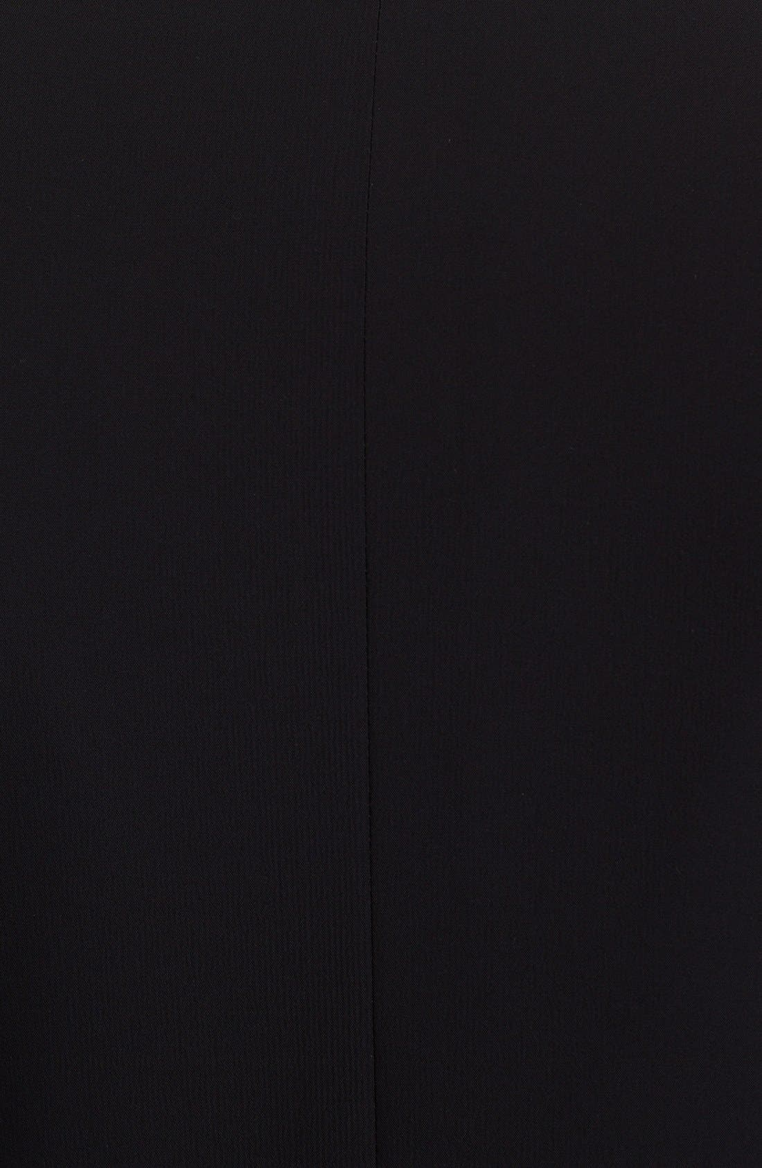 Alternate Image 5  - Neil Barrett Slim Fit Techno Stretch Suit