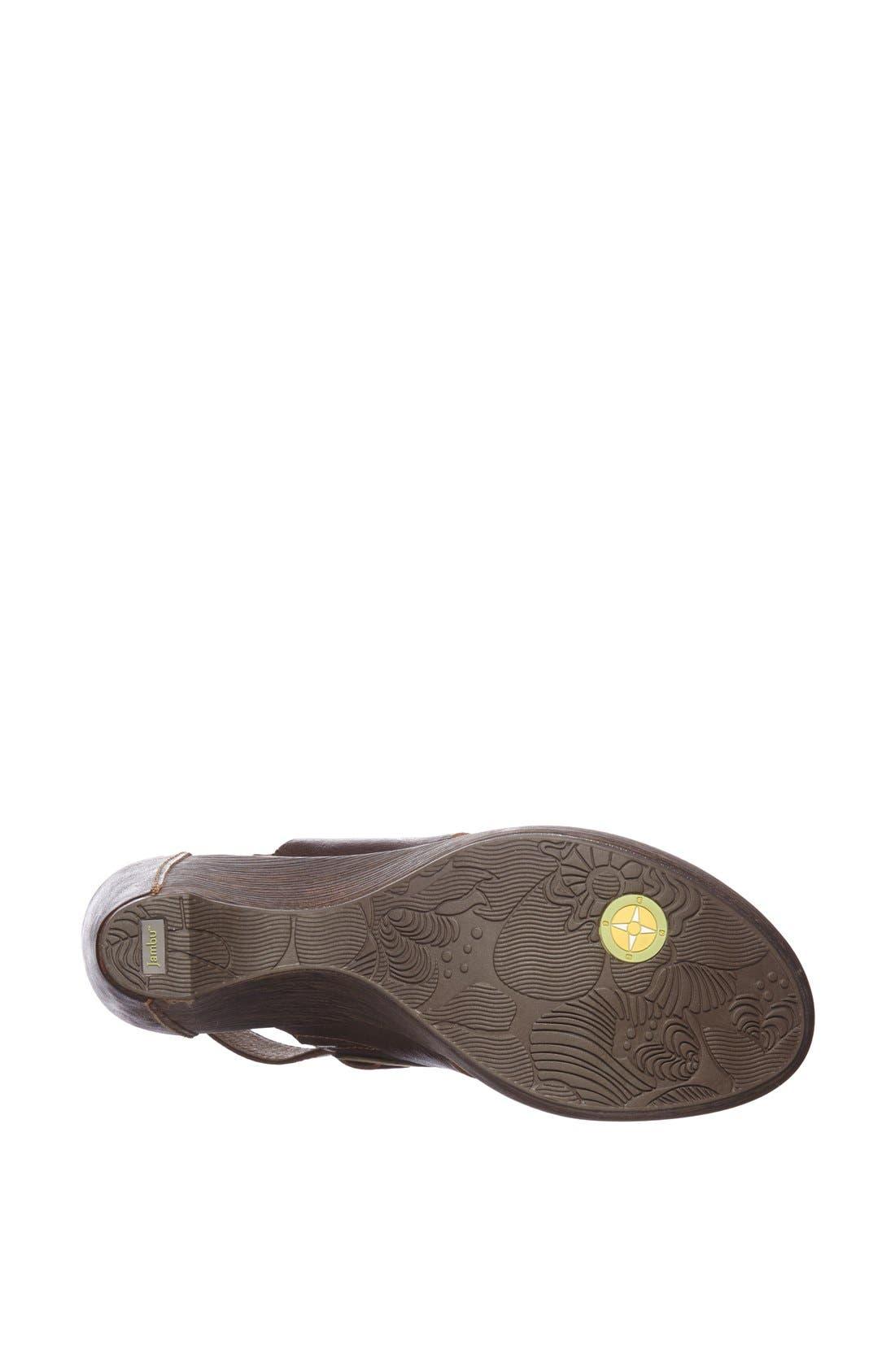 Alternate Image 4  - Jambu 'Gem' Sandal