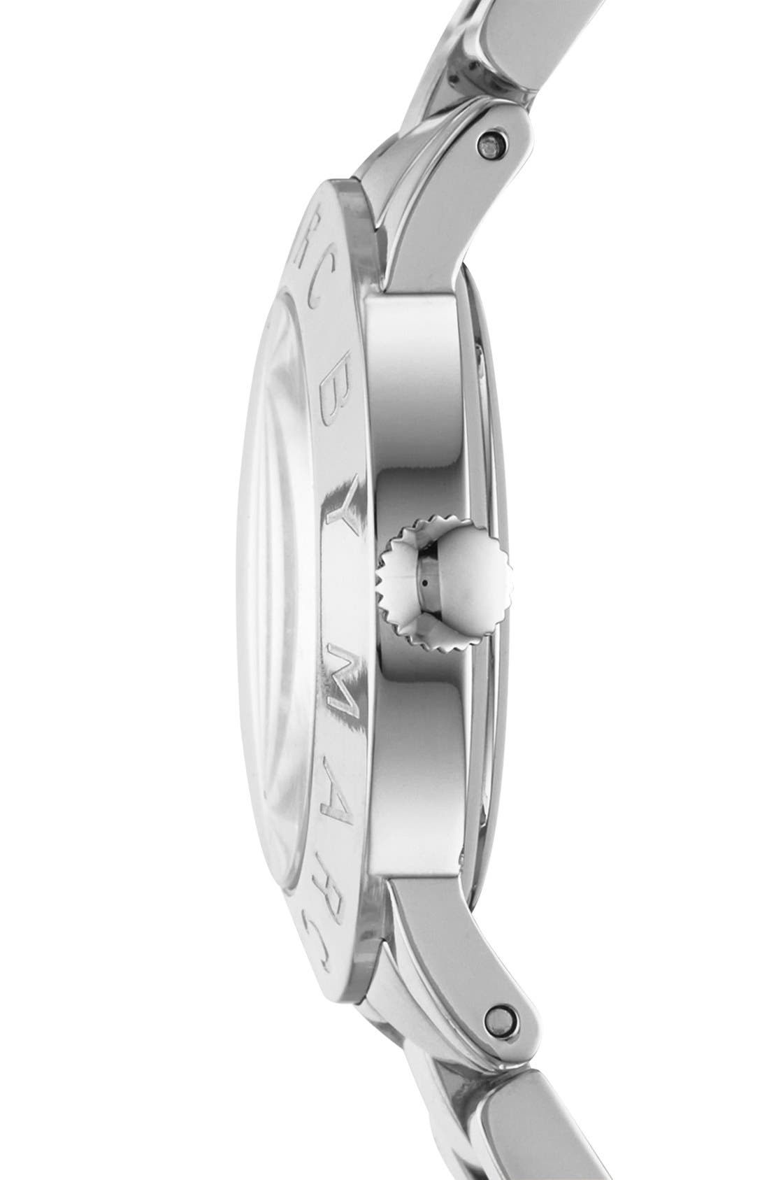 Alternate Image 3  - MARC JACOBS 'Amy' Bracelet Watch, 36mm