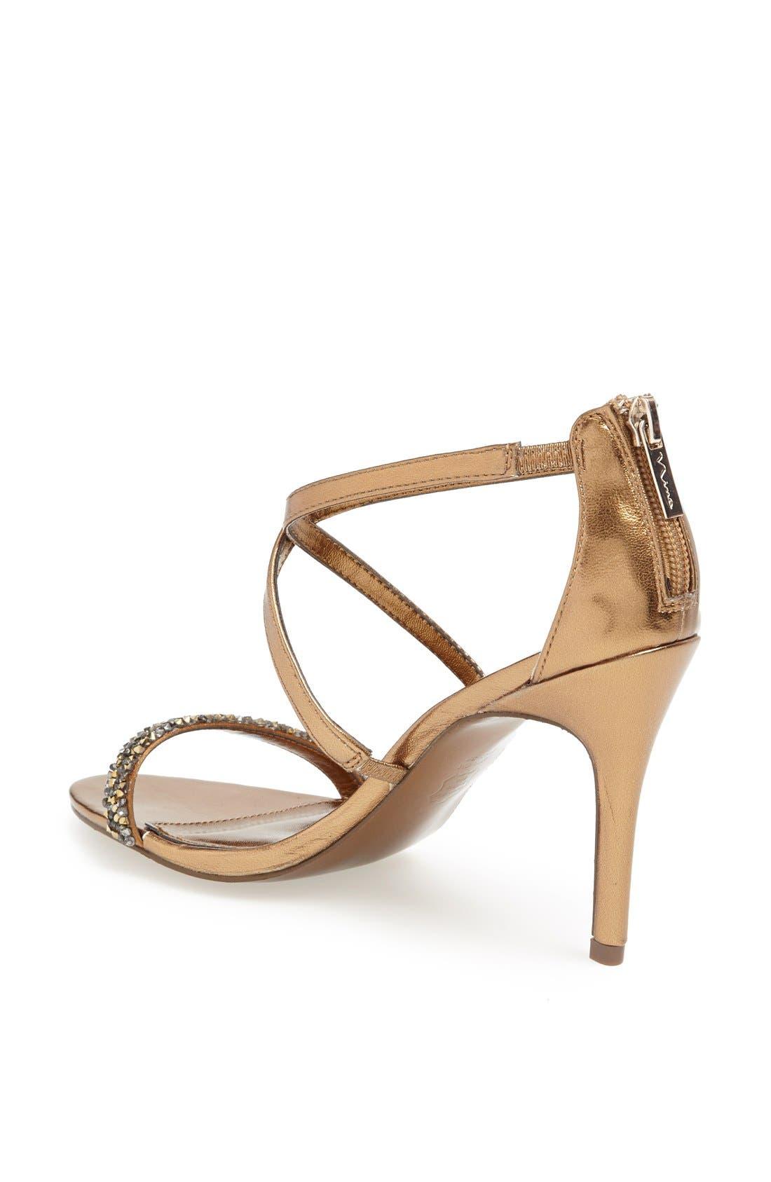 Alternate Image 4  - Nina 'Camden' Sandal