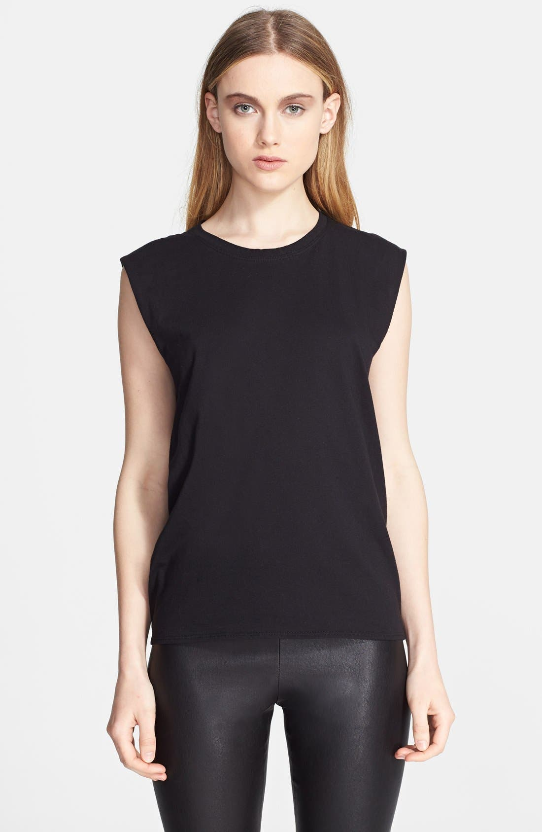 Alternate Image 1 Selected - Theyskens' Theory 'Cuel' Muscle Tee