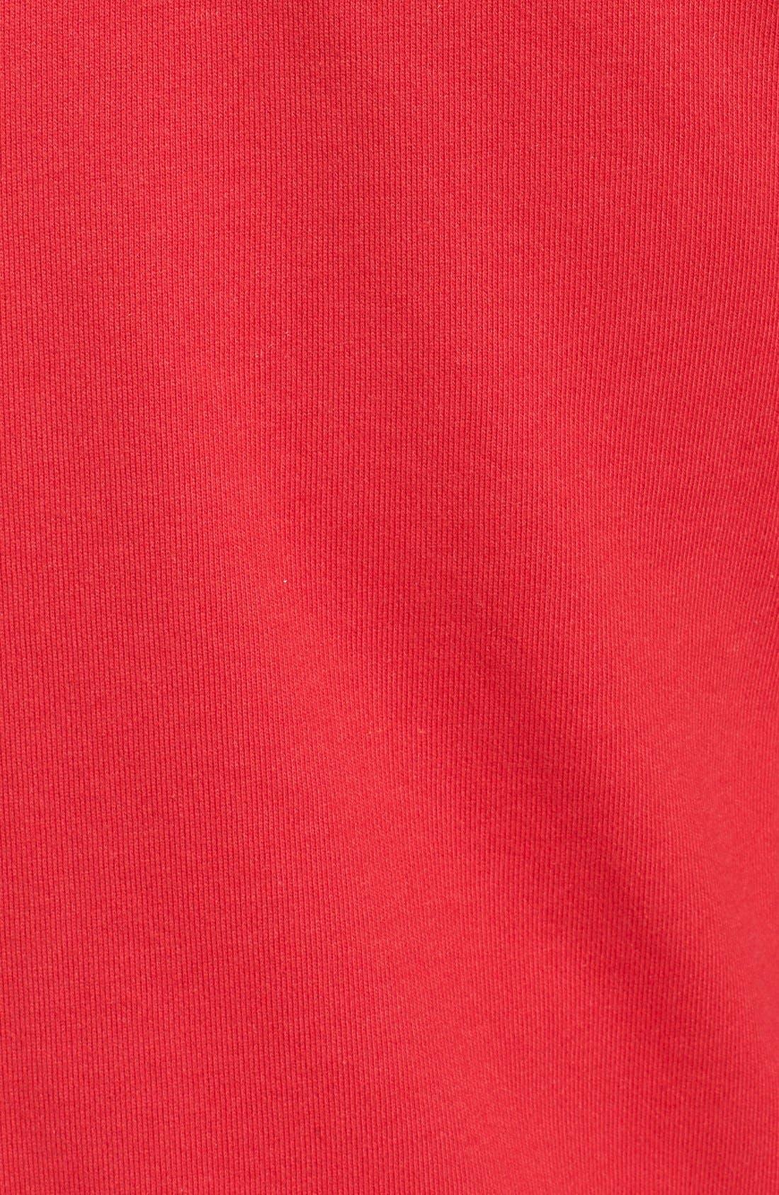 Alternate Image 3  - Mitchell & Ness 'St. Louis Cardinals' Full Zip Hoodie