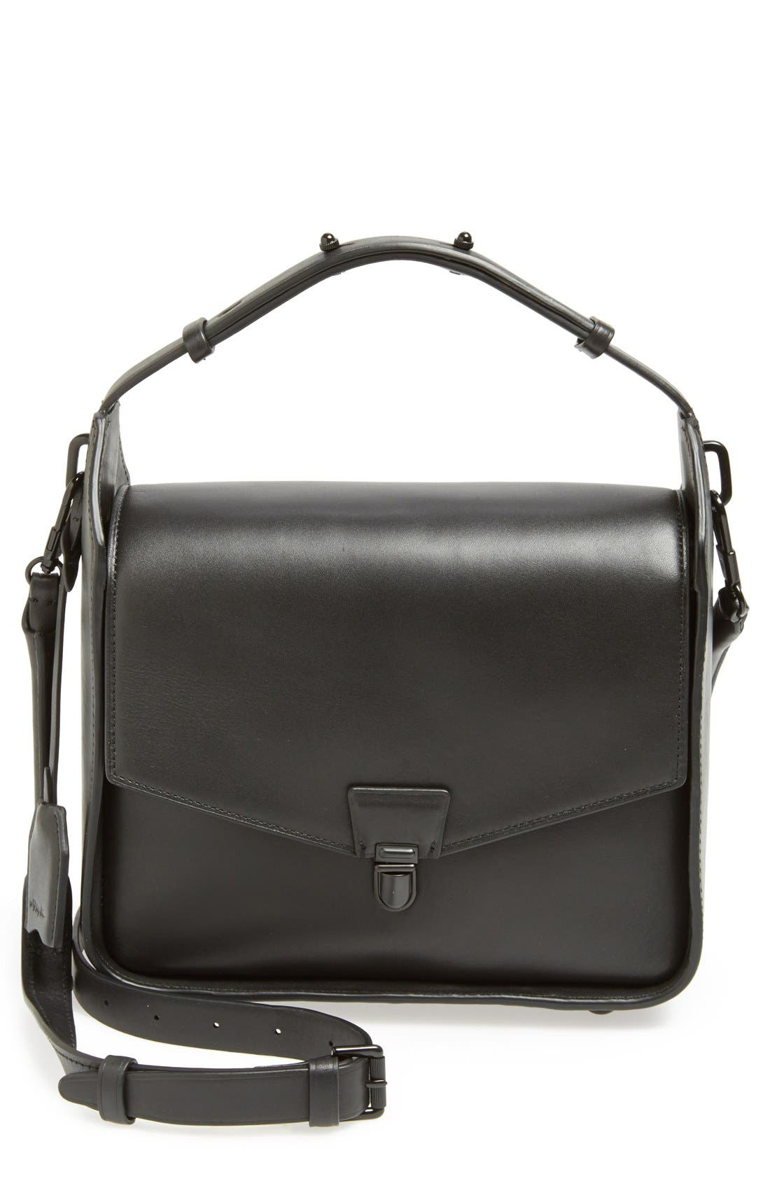 Alternate Image 1 Selected - 3.1 Phillip Lim 'Wednesday' Leather Shoulder Bag