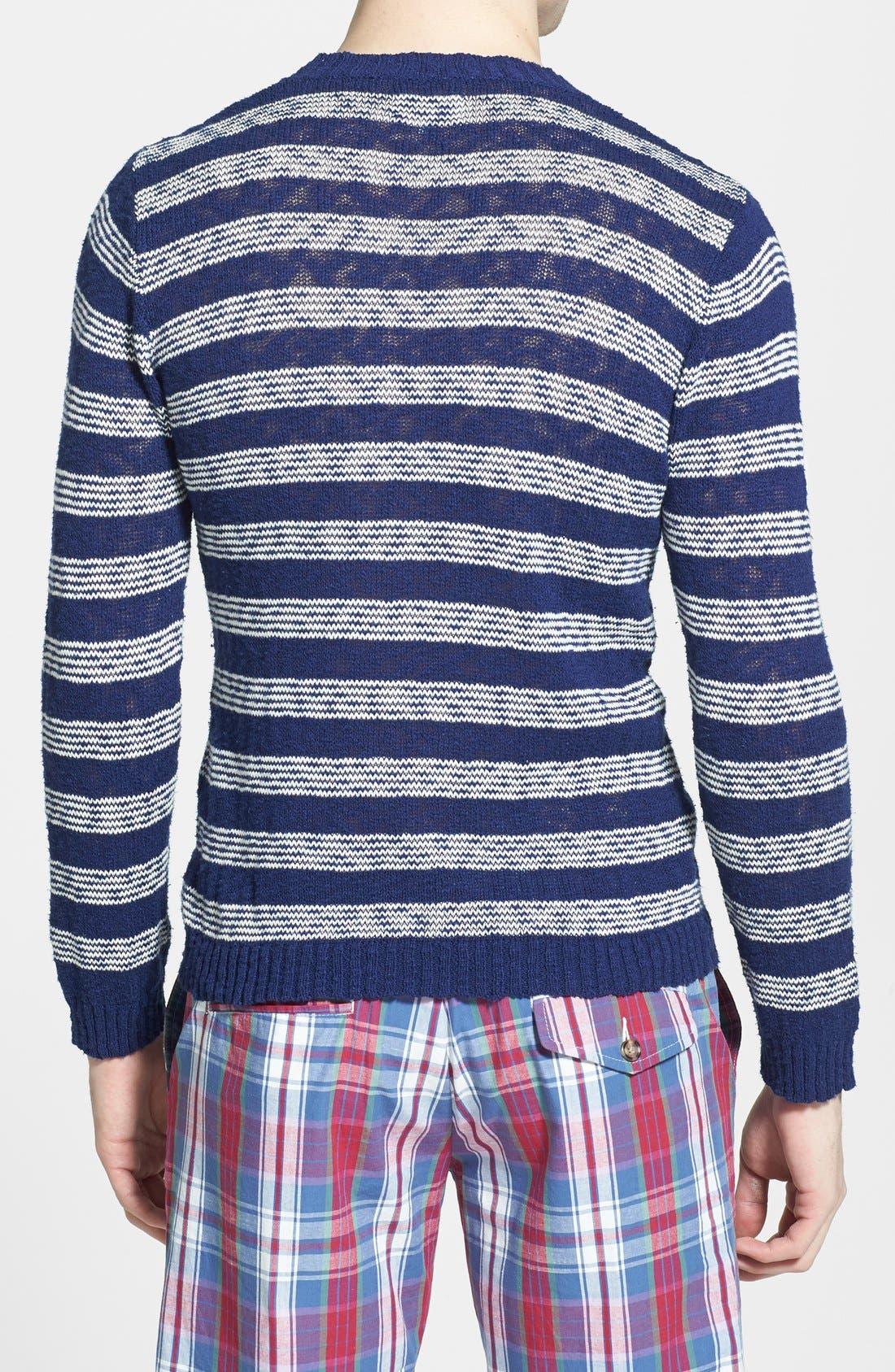 Alternate Image 2  - Gant Rugger 'The Slubber' Sweater
