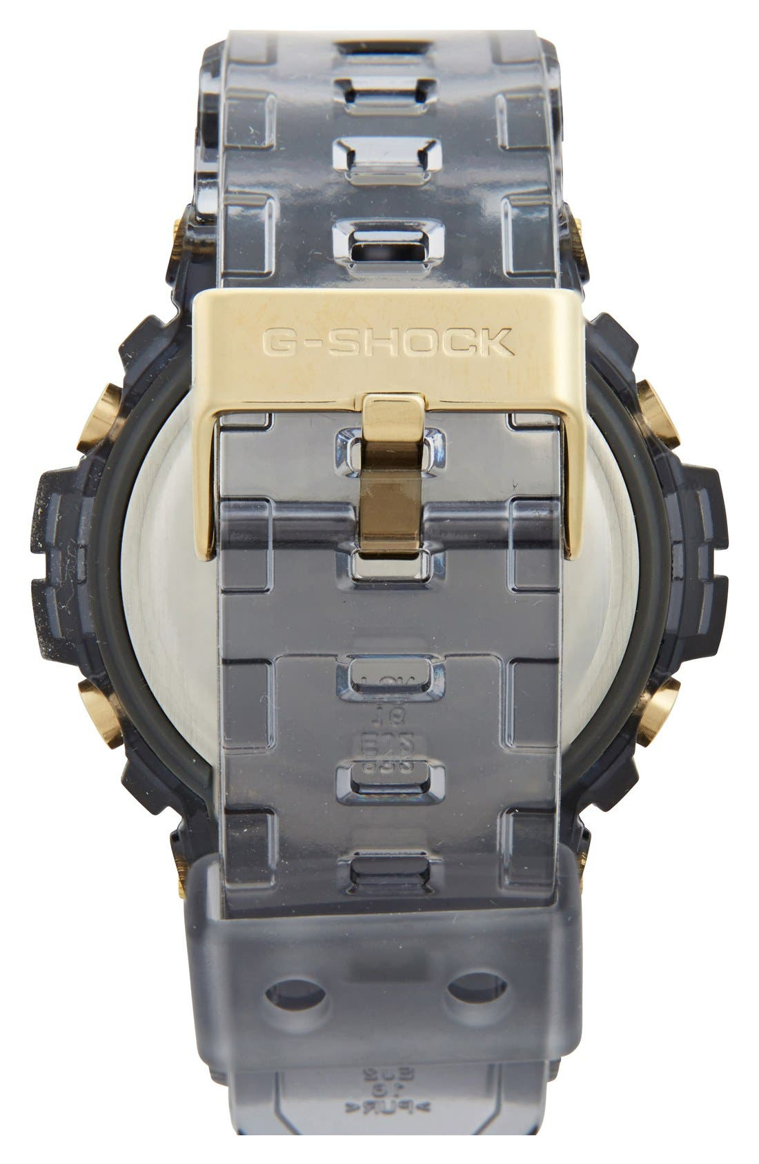 Alternate Image 2  - G-Shock 'X-Large' Digital Watch, 54mm