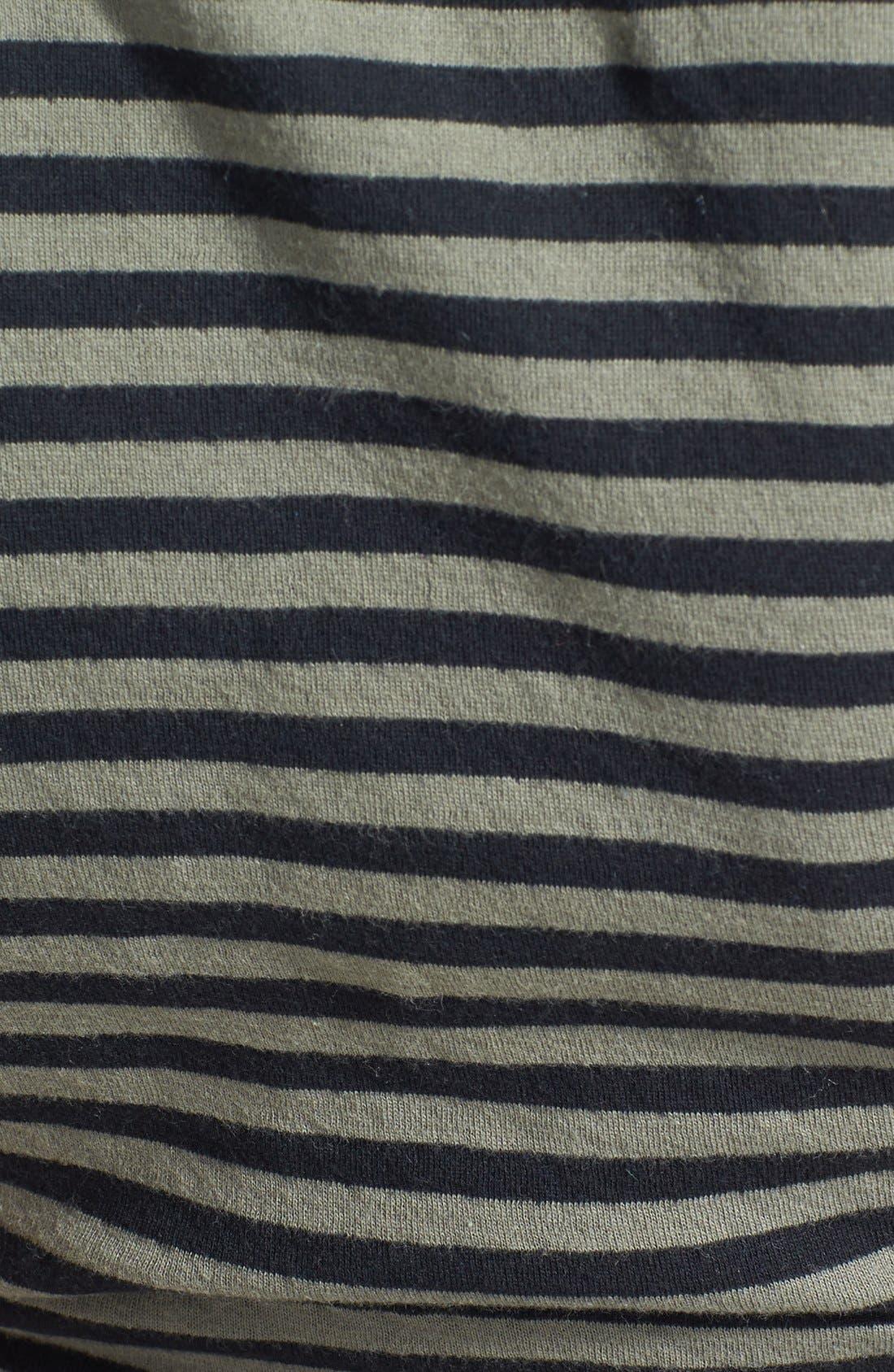 Alternate Image 3  - Caslon® Ruched Knit Dress