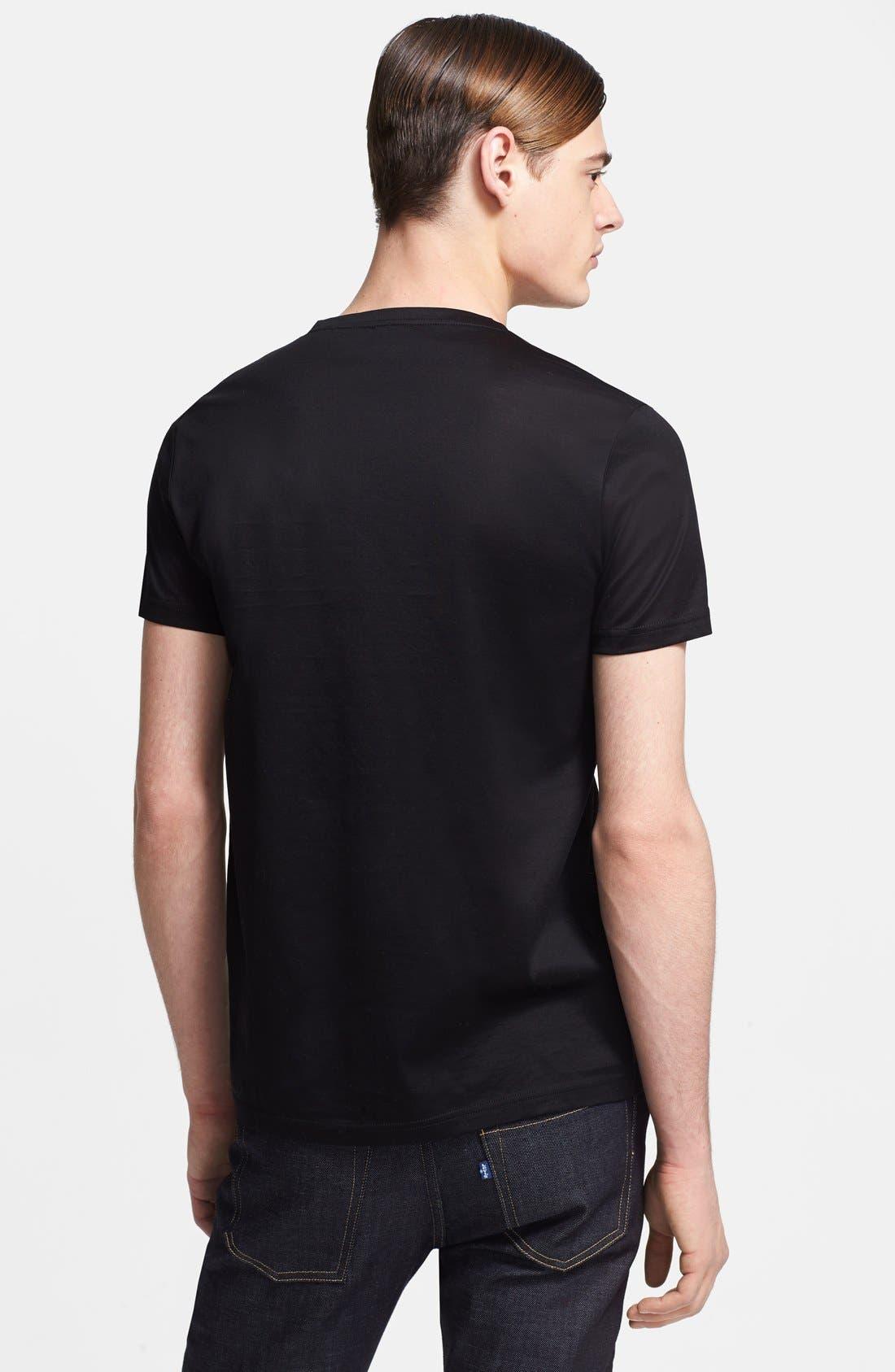 Alternate Image 2  - Jil Sander V-Neck T-Shirt