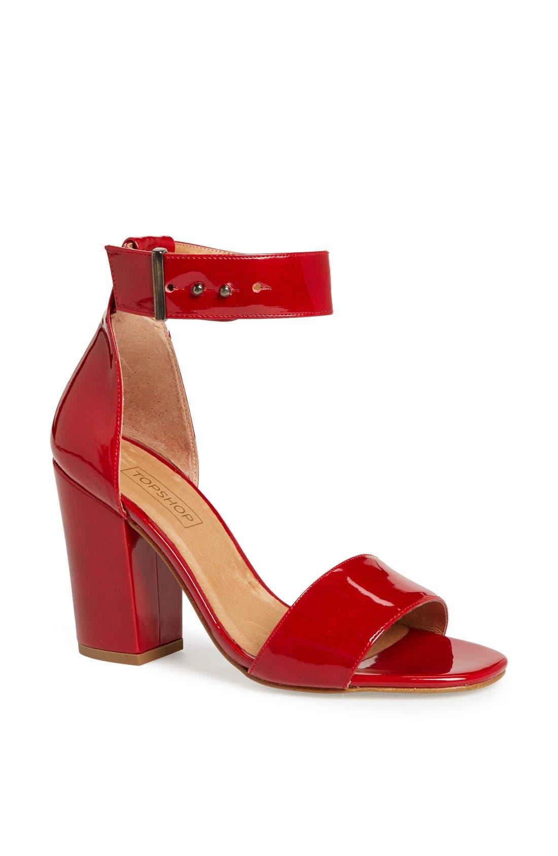 Alternate Image 1 Selected - Topshop 'Ramble' Sandal