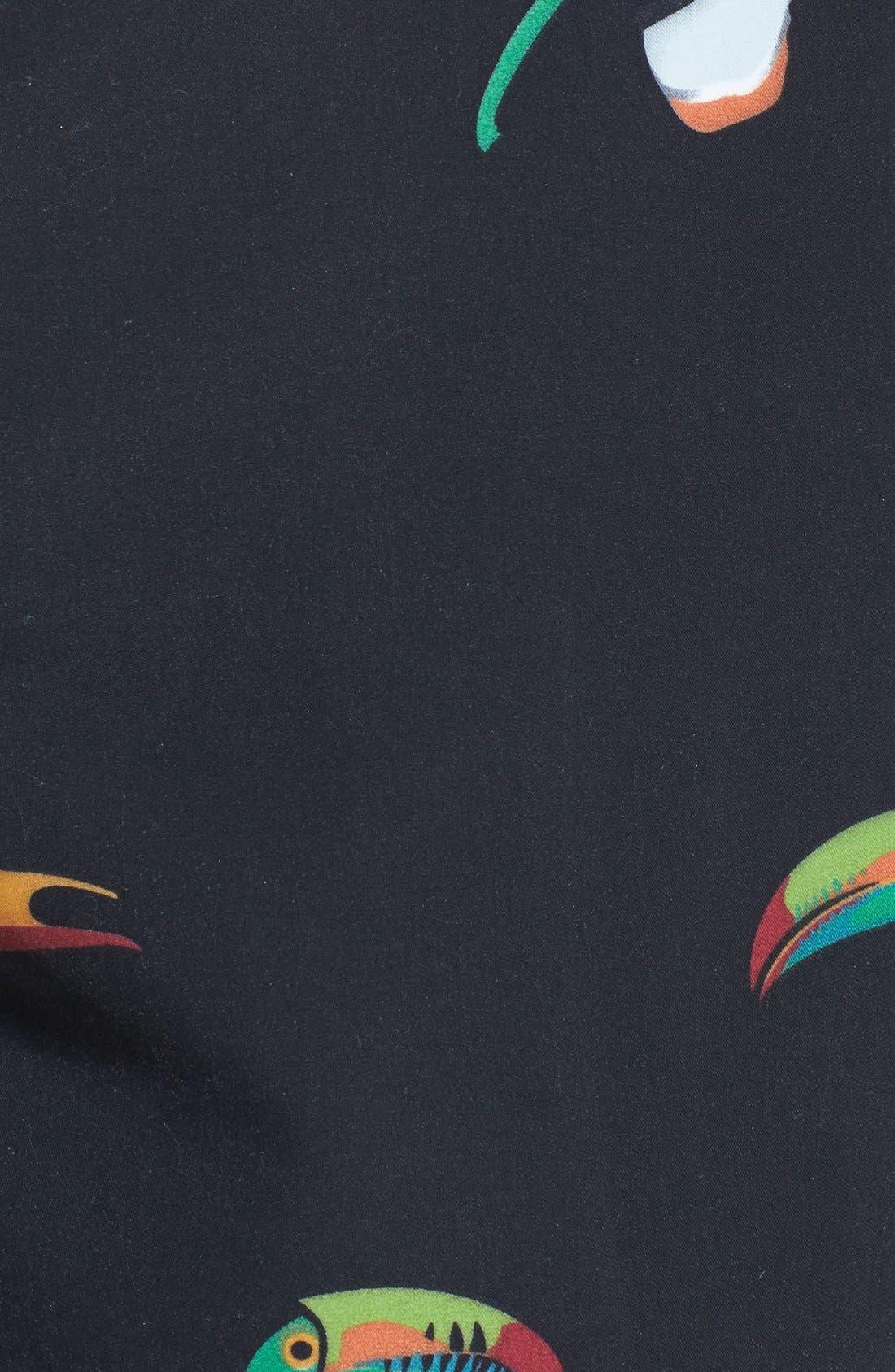 Alternate Image 3  - ambsn 'Sam' Board Shorts