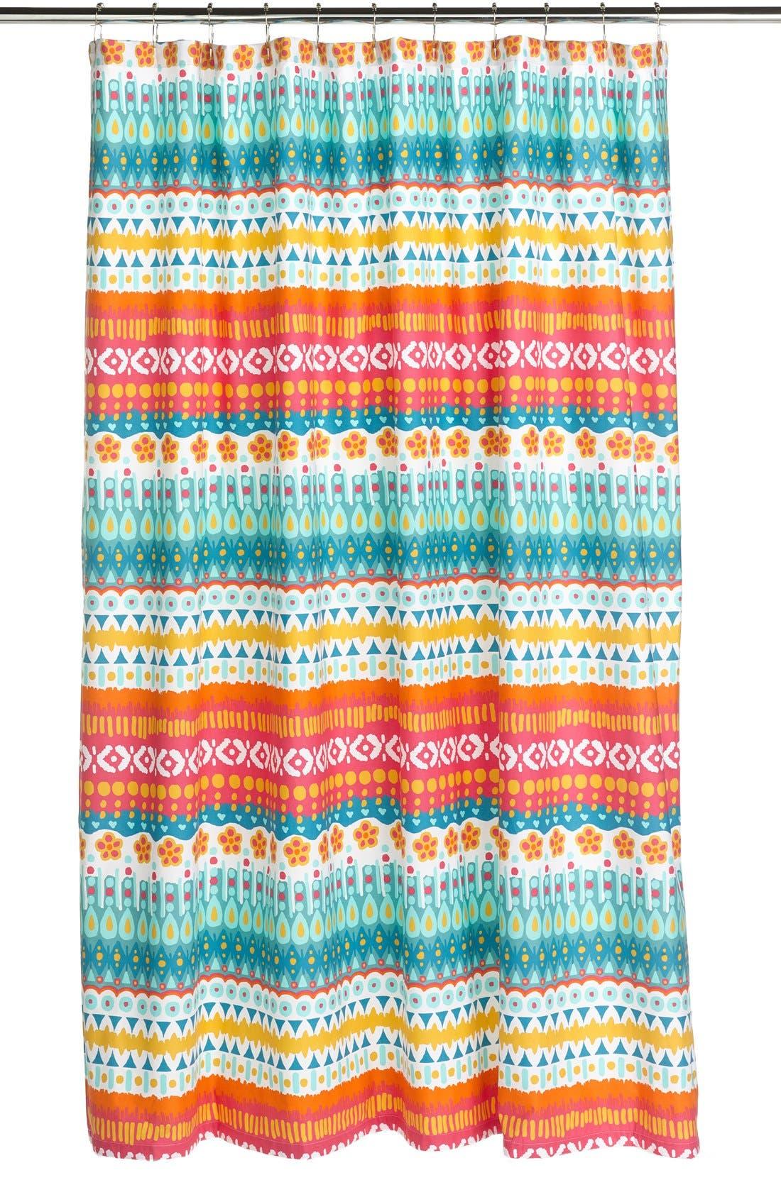 Alternate Image 1 Selected - Levtex 'Dakota' Shower Curtain