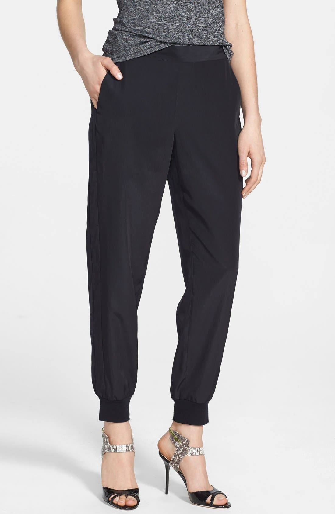 Main Image - Trouvé Tux Stripe Track Pants