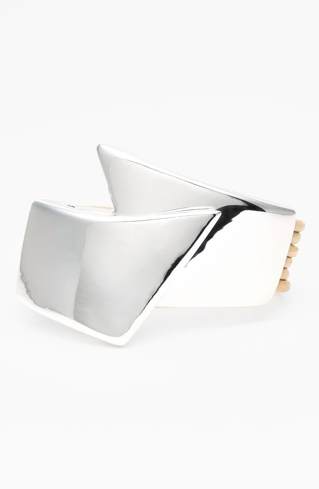 Alternate Image 1 Selected - Simon Sebbag Multistrand Leather Bracelet