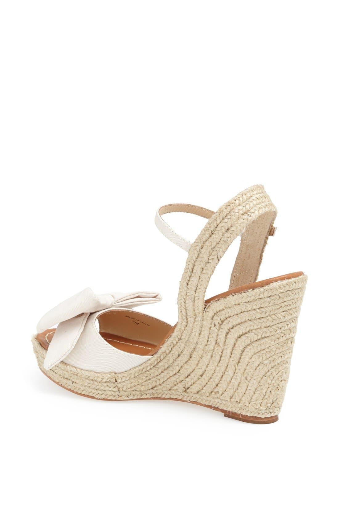 Alternate Image 2  - kate spade new york 'jumper' sandal