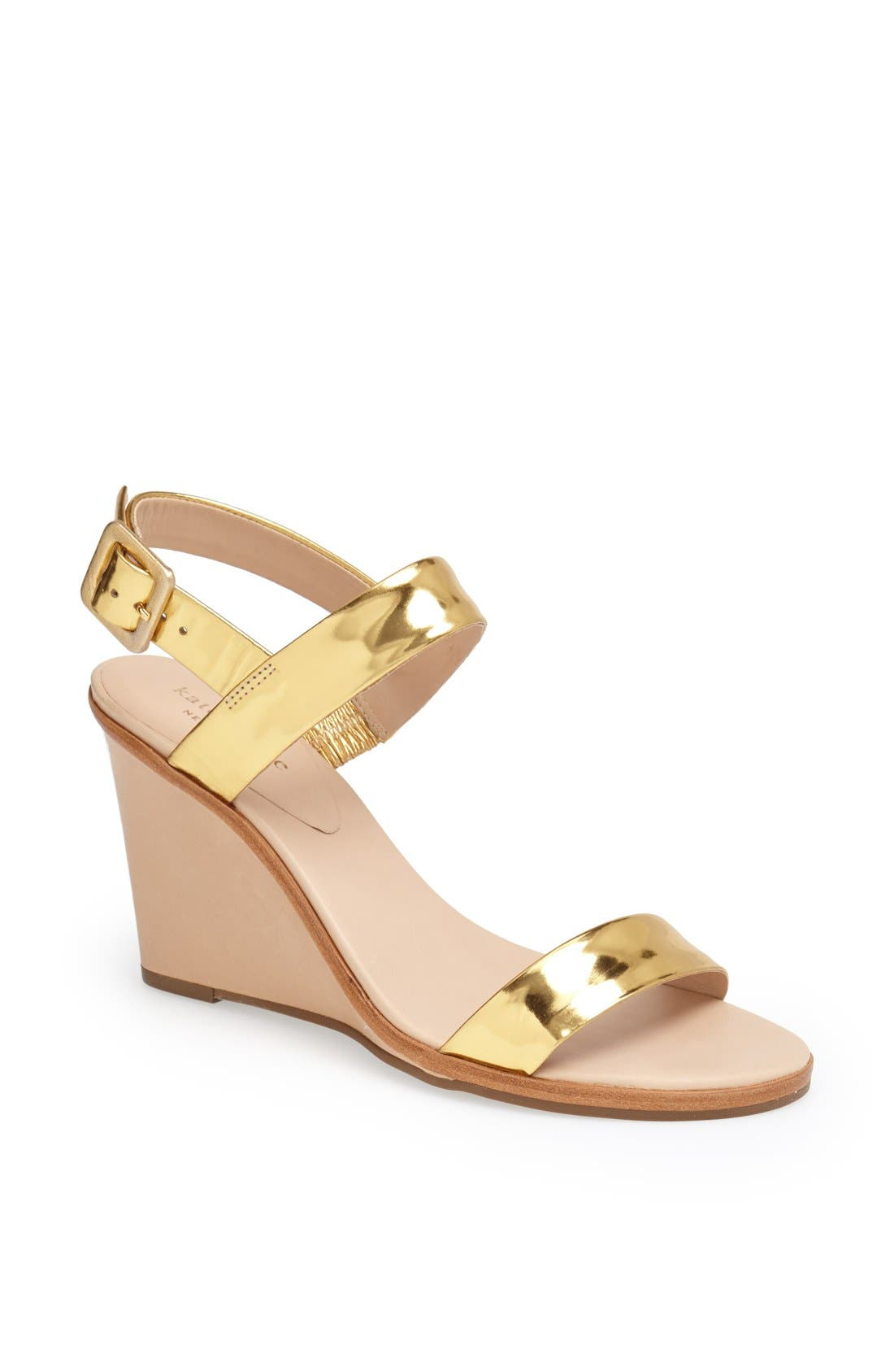 Alternate Image 1 Selected - kate spade new york 'nice' sandal (Women)