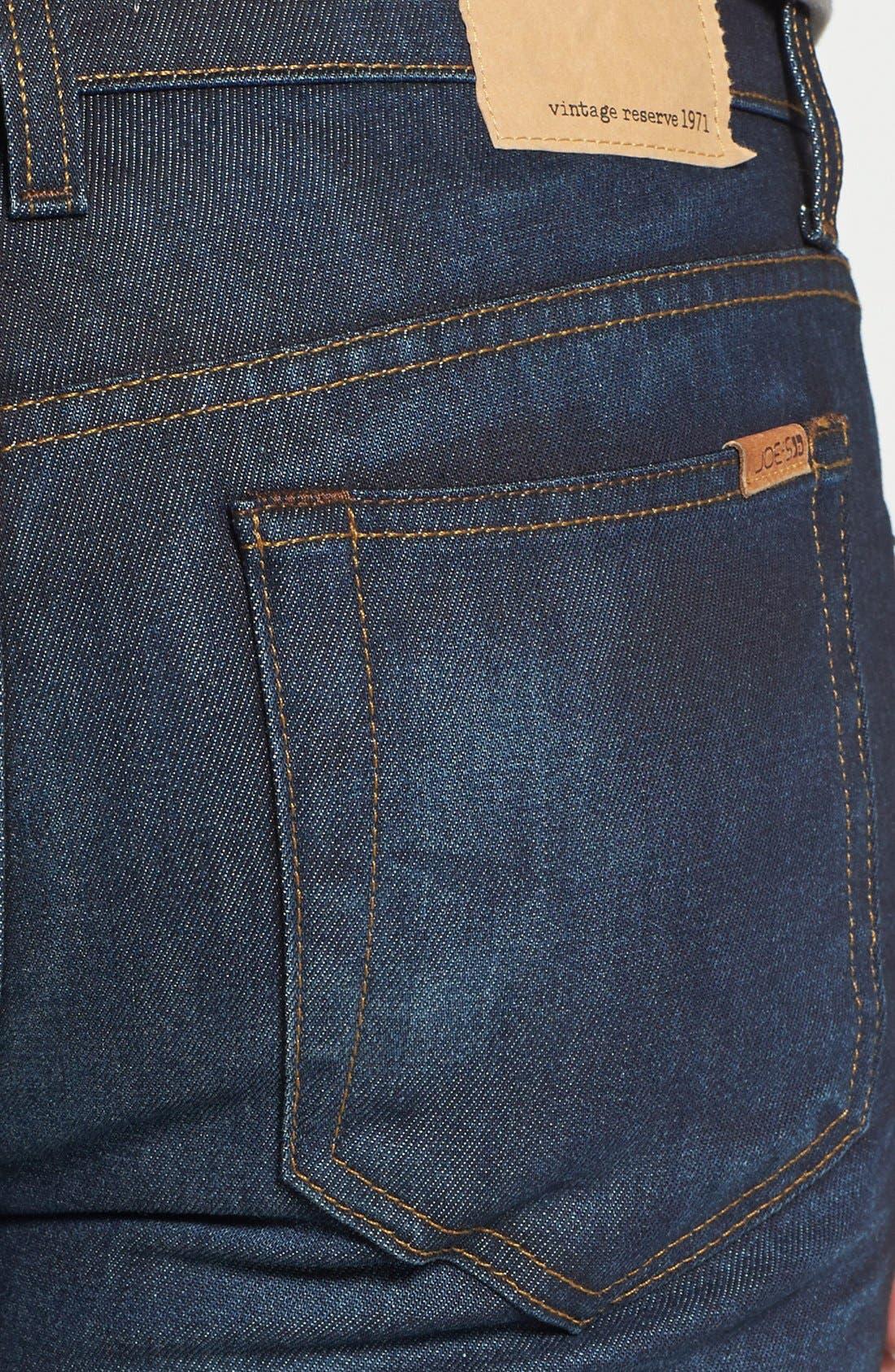 Alternate Image 4  - Joe's 'Slim' Skinny Fit Jeans (Andres)