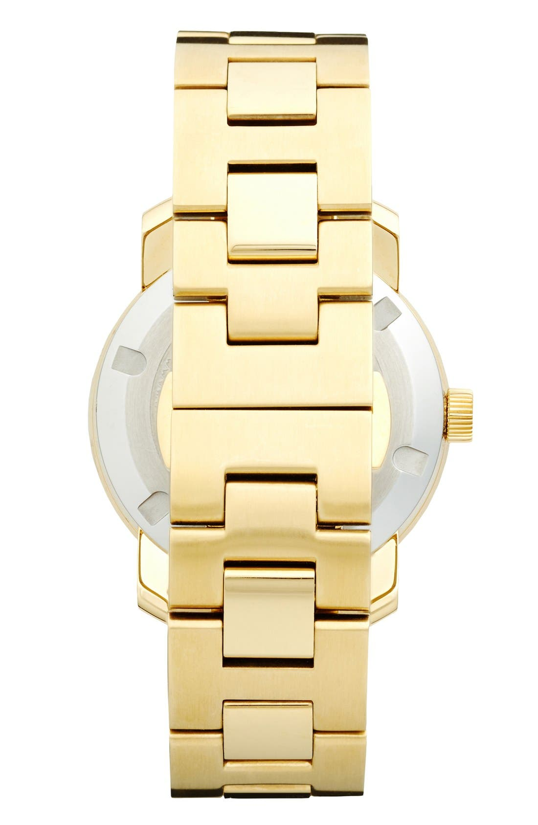 Alternate Image 2  - Movado 'Bold' Crystal Marker Bracelet Watch, 36mm