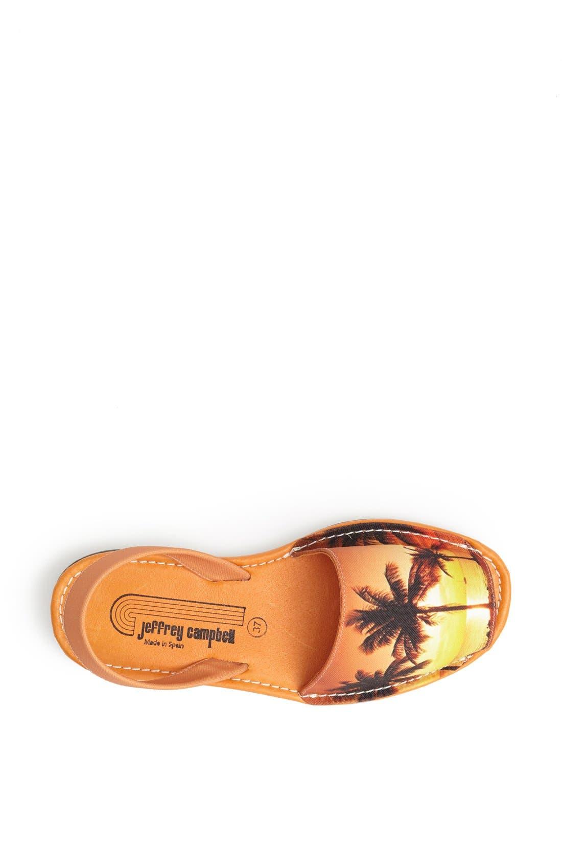 Alternate Image 3  - Jeffrey Campbell 'Ibiza' Sandal