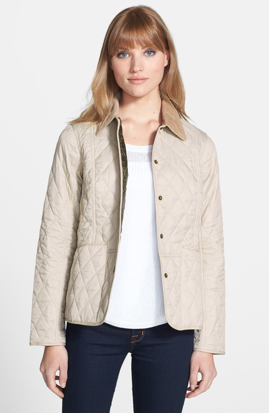 Alternate Image 1 Selected - Barbour 'Prism' Quilted Jacket