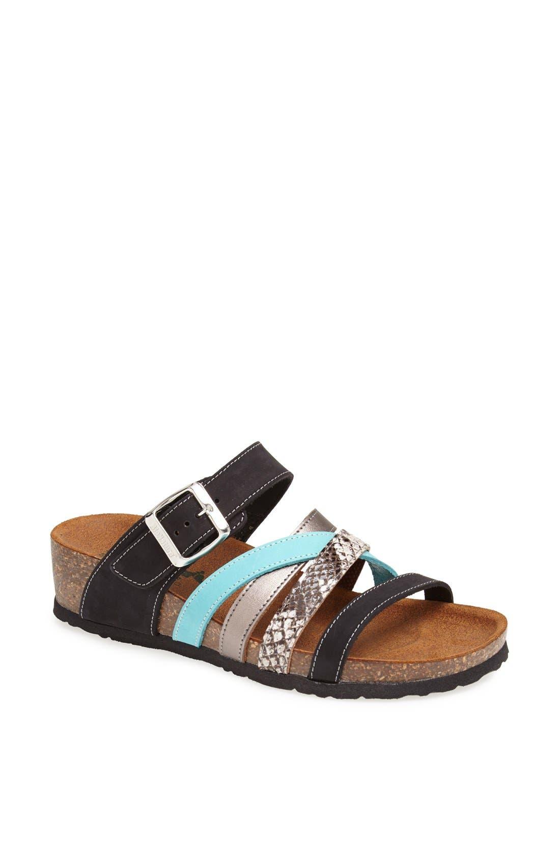 Alternate Image 1 Selected - BioNatura 'Nutmeg' Sandal
