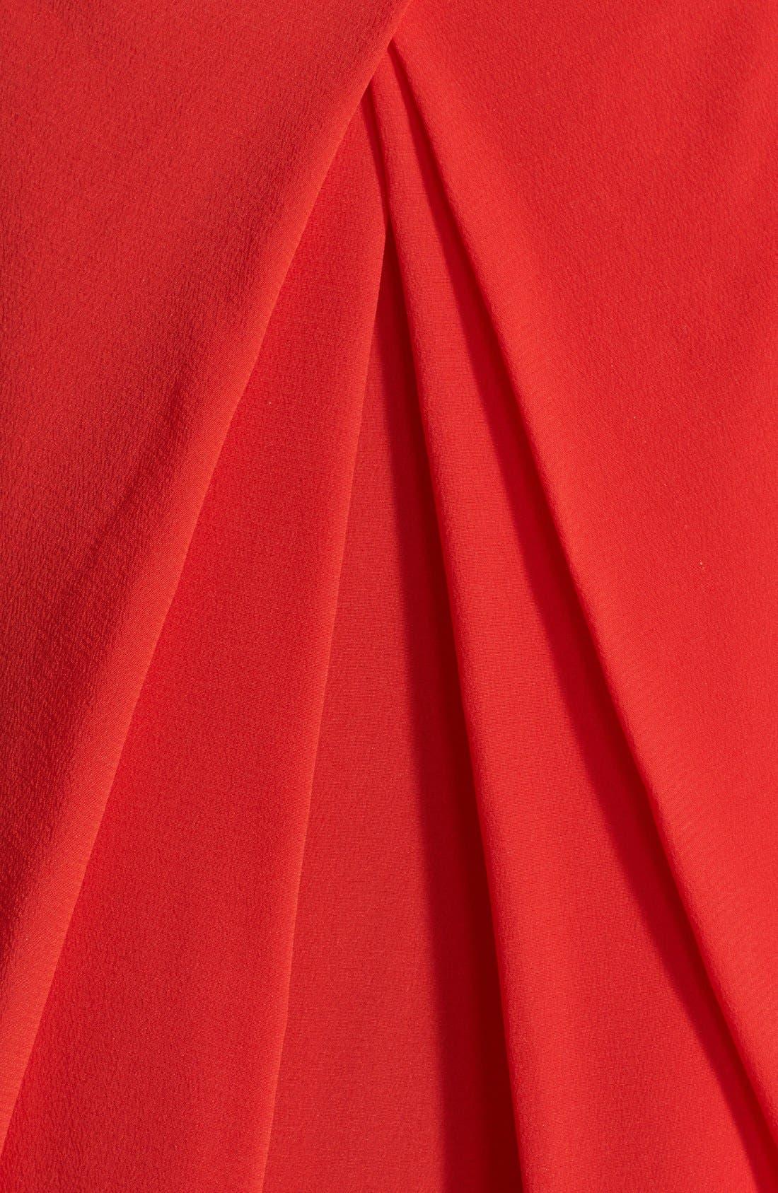 Alternate Image 3  - Diane von Furstenberg 'Annie' Silk Maxi Dress