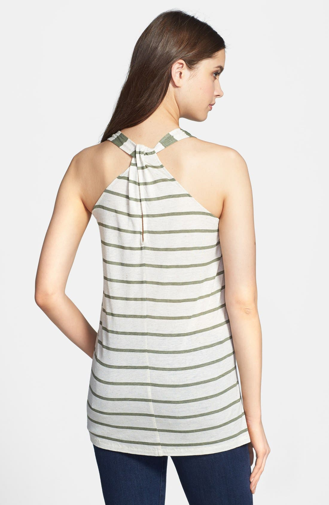 Alternate Image 2  - Two by Vince Camuto 'Desert' Bold Stripe Tank