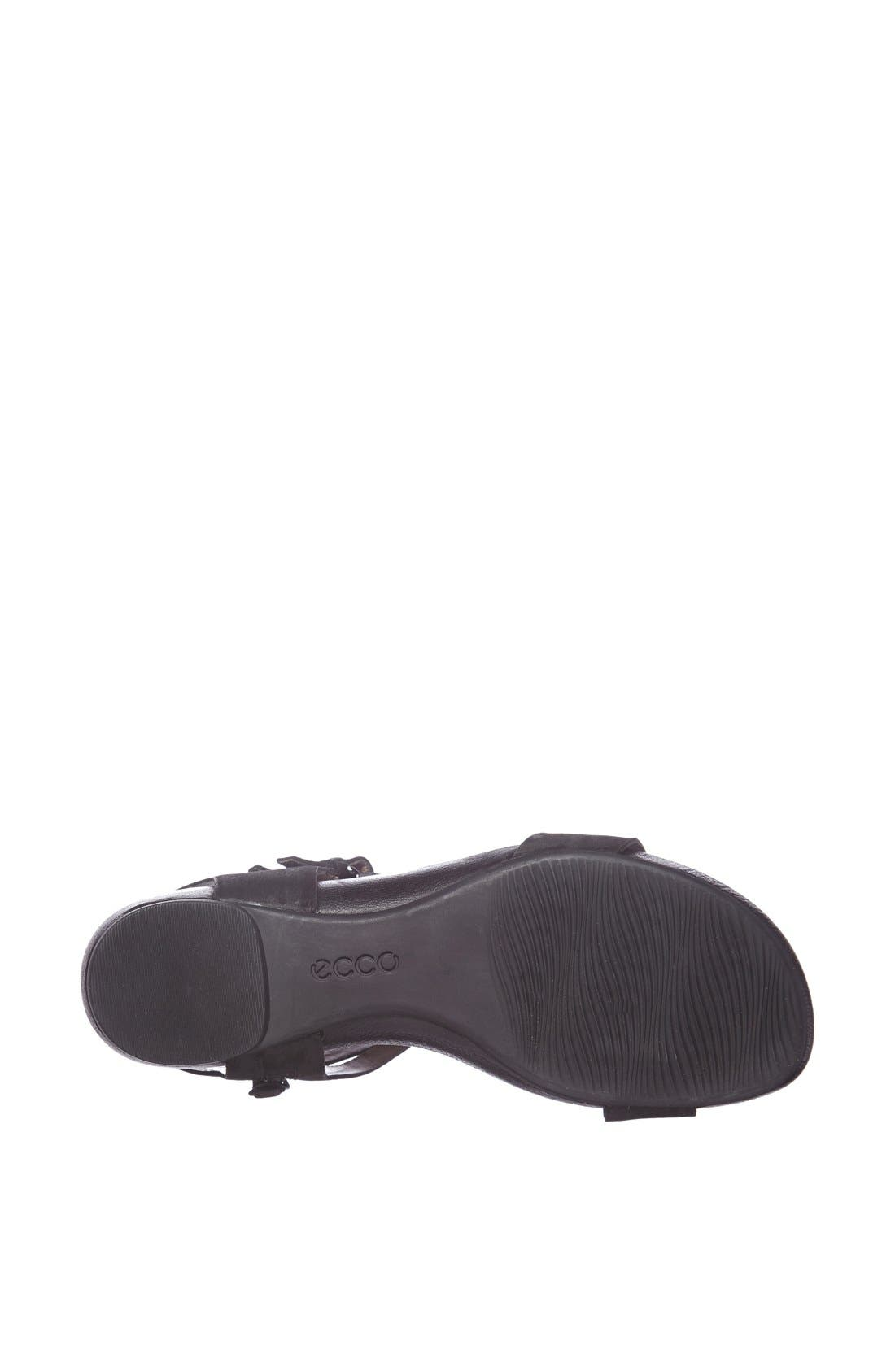 Alternate Image 4  - ECCO 'Rungsted' Leather Sandal