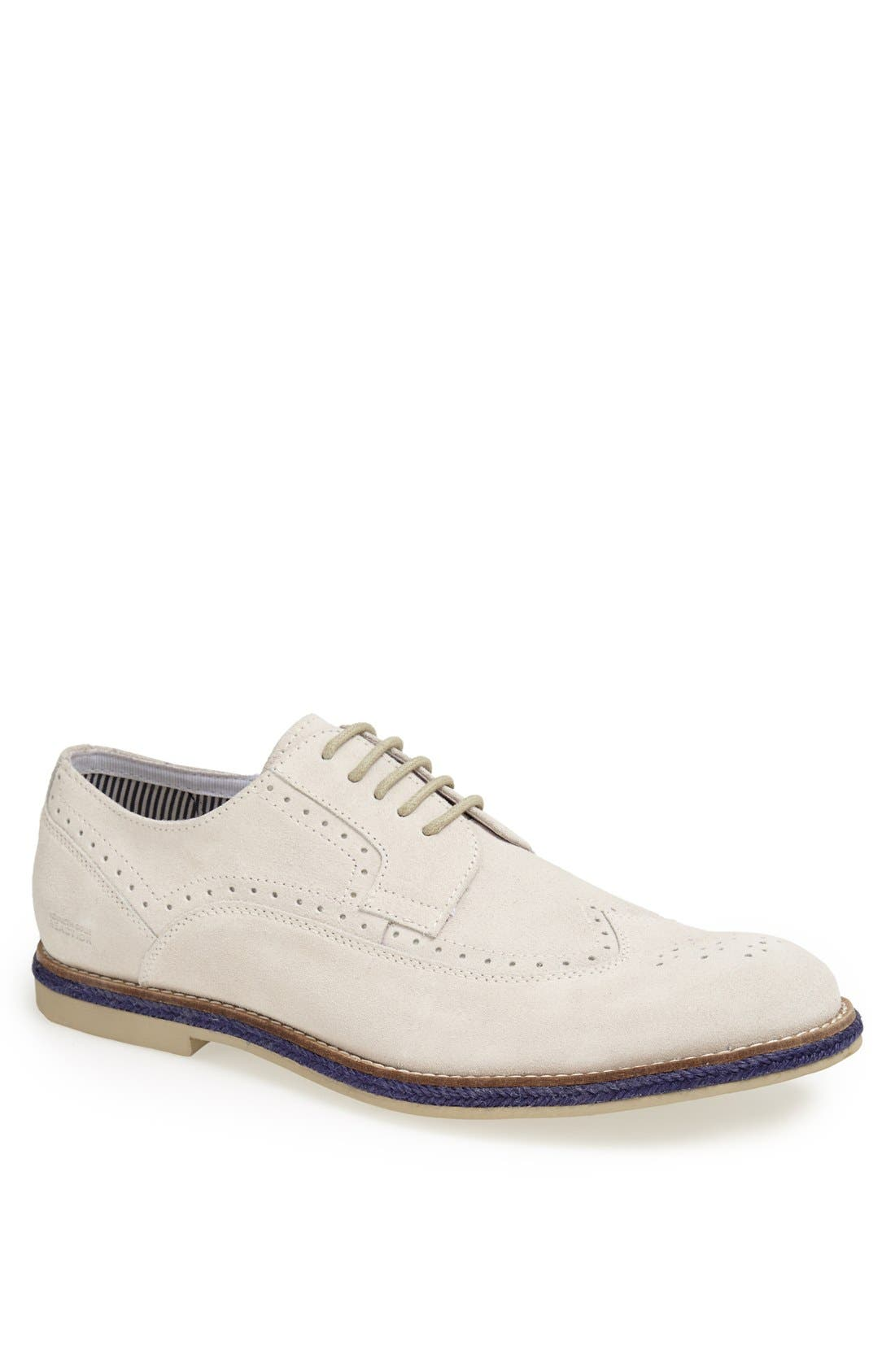 Alternate Image 1 Selected - Kenneth Cole Reaction 'Grow-Ceeds' Wingtip