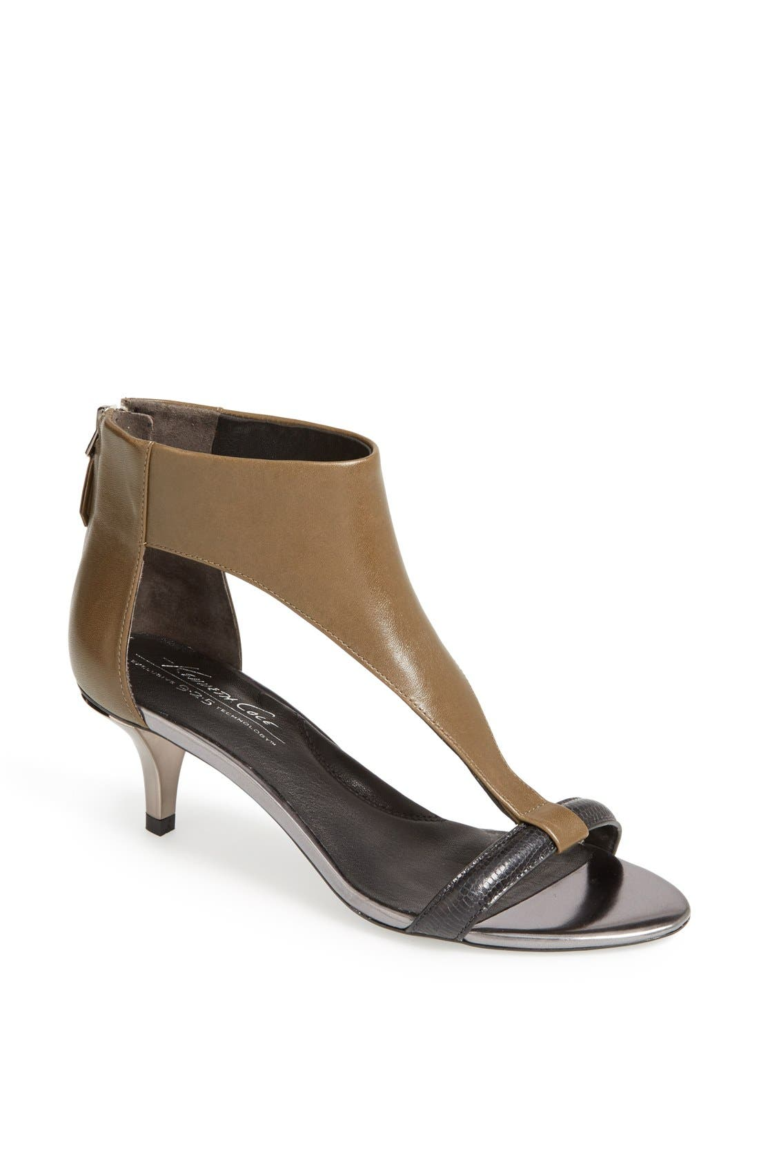 Alternate Image 1 Selected - Kenneth Cole New York 'Havemeyer' Leather Sandal
