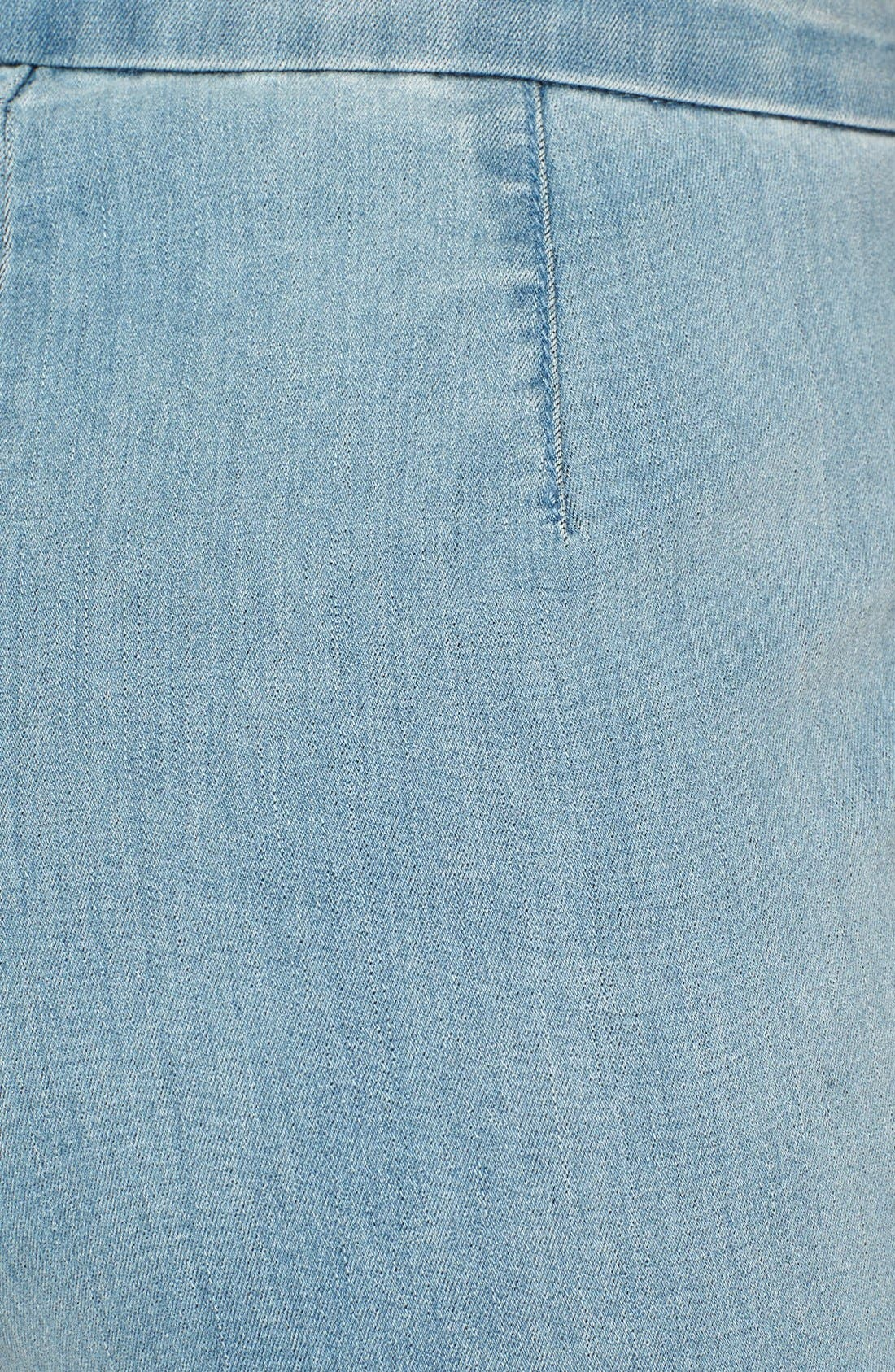 Alternate Image 3  - Free People 'Retro' High Rise Denim Shorts (Ward)