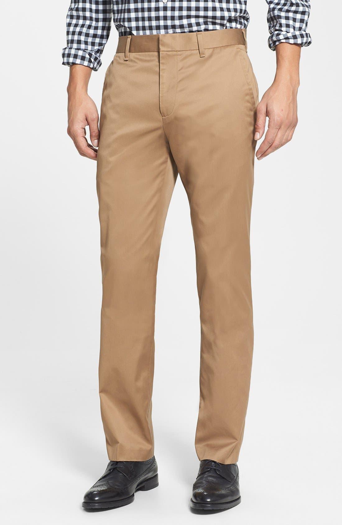 Beige Pants For Men HUYUZbi8