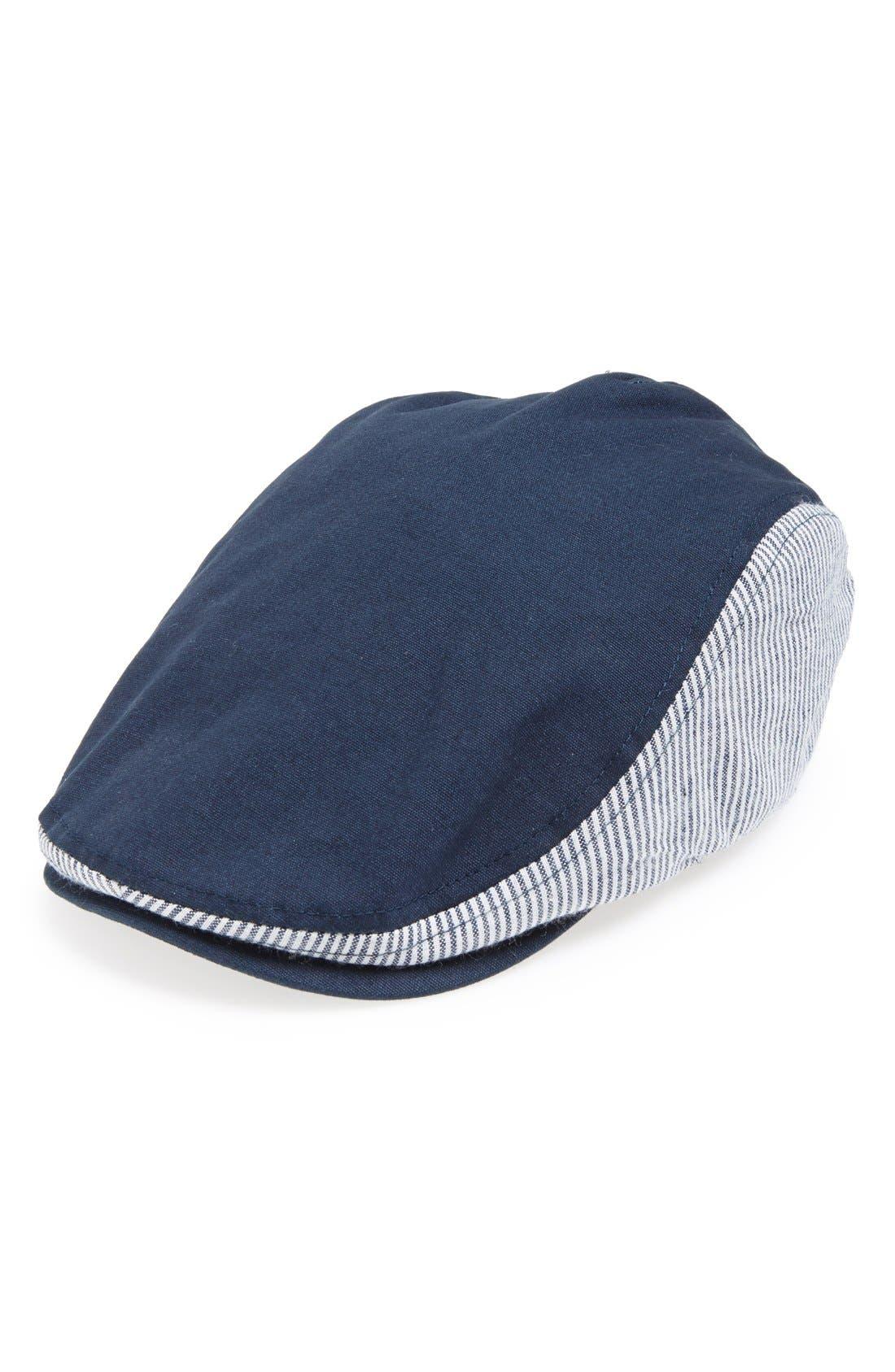 Main Image - Glory Hats by Goorin 'Subzero' Duckbill Driving Cap