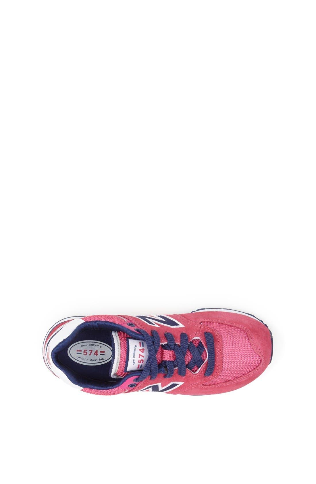 Alternate Image 3  - New Balance '574 - SJ' Sneaker (Toddler, Little Kid & Big Kid)