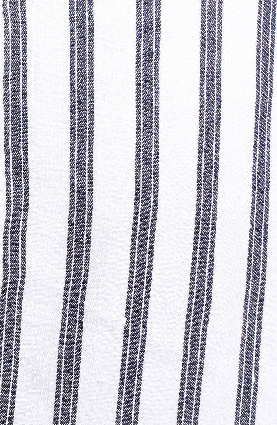 Alternate Image 3  - Theory 'Matai' Stripe Skirt