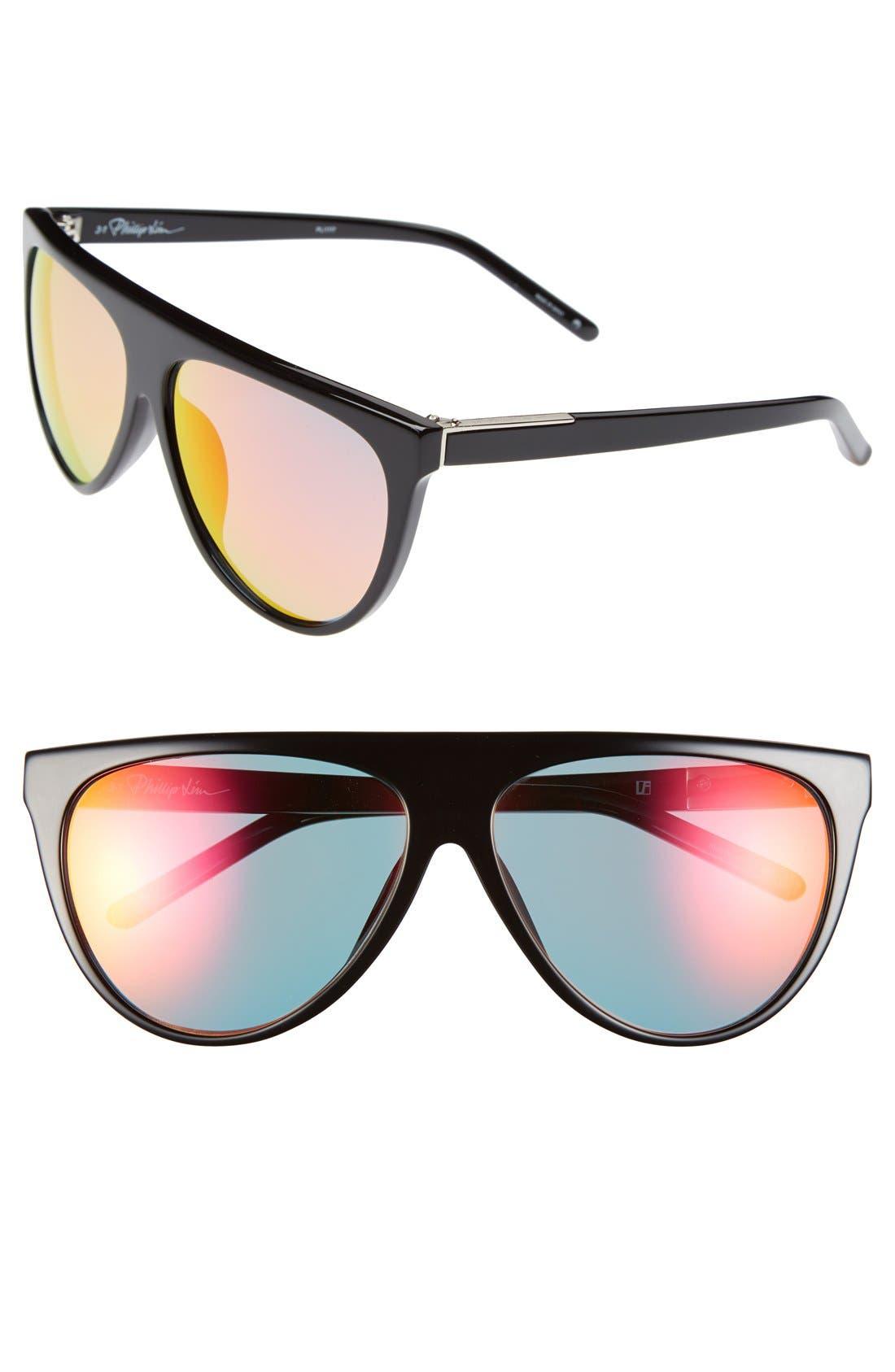 Main Image - 3.1 Phillip Lim 62mm Sunglasses