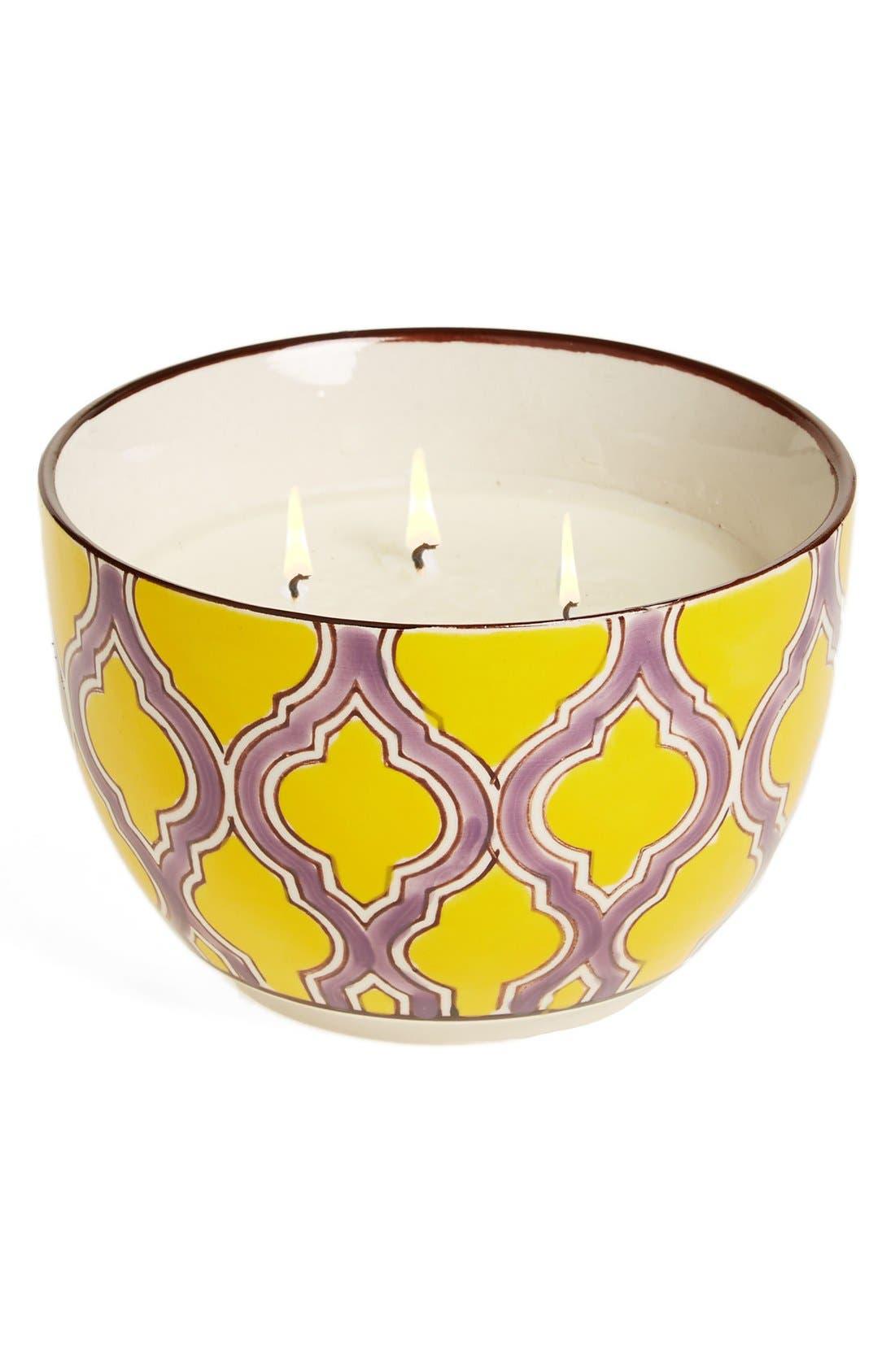 Main Image - Paddywax 'Bohème' Large Jar Candle