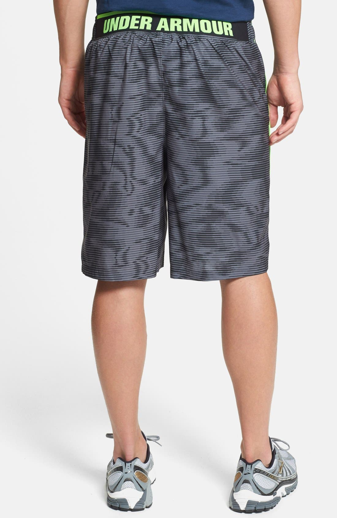 Alternate Image 2  - Under Armour 'Mirage' HeatGear® Woven Shorts
