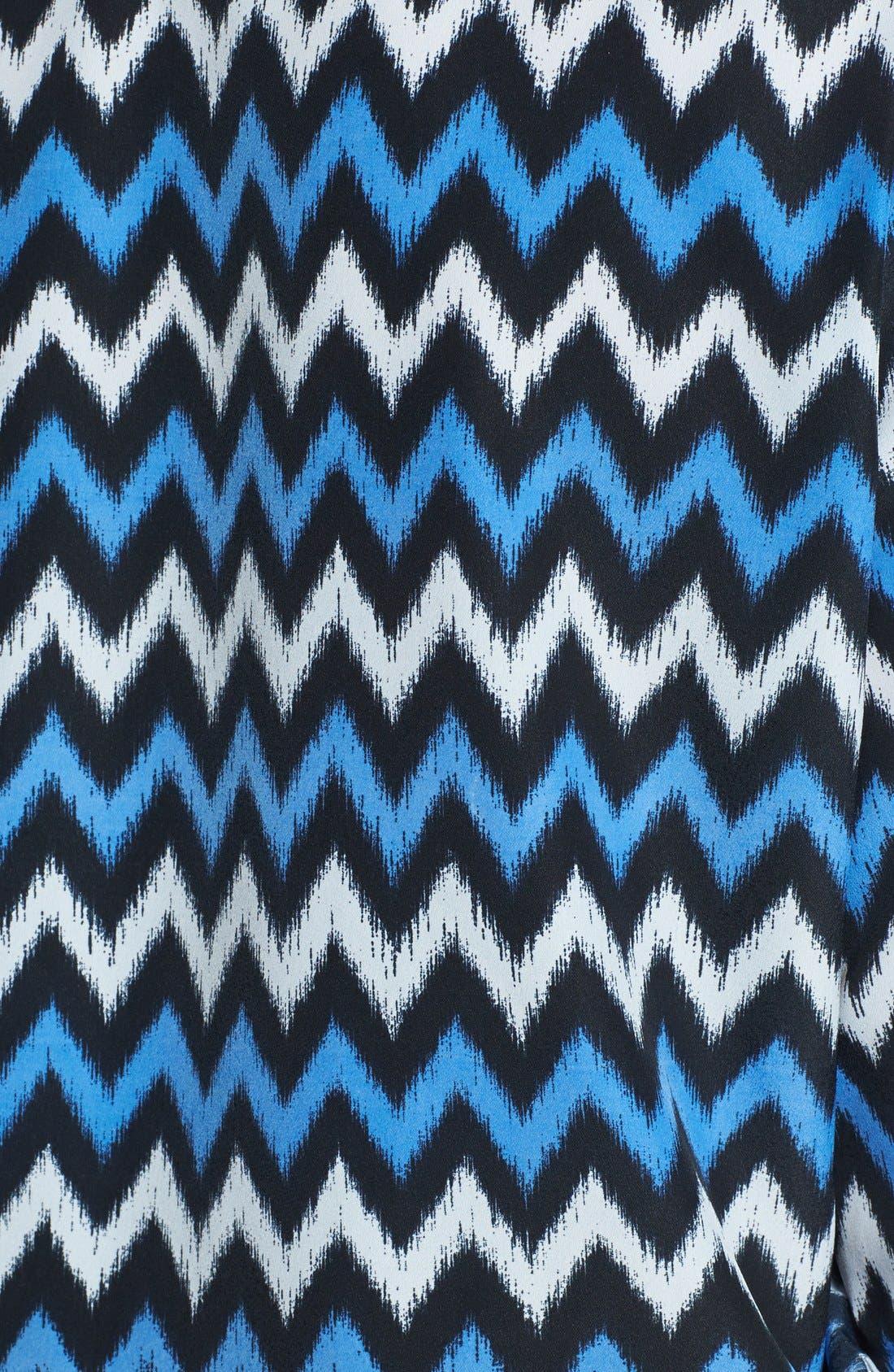 Alternate Image 2  - MICHAEL Michael Kors Kimono Sleeve Blouson Top
