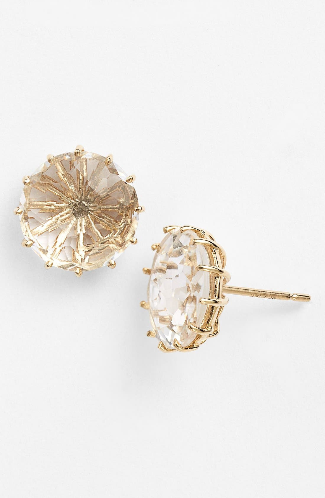 Main Image - KALAN by Suzanne Kalan Stone Stud Earrings