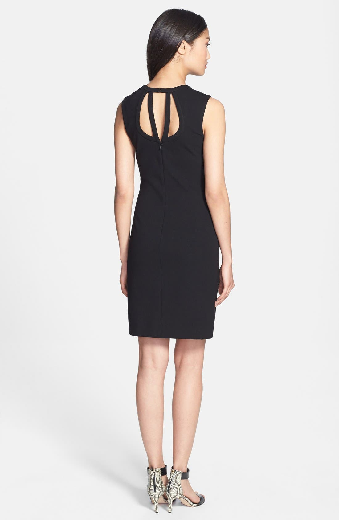 Alternate Image 2  - Diane von Furstenberg 'Amy' Knit Sheath Dress