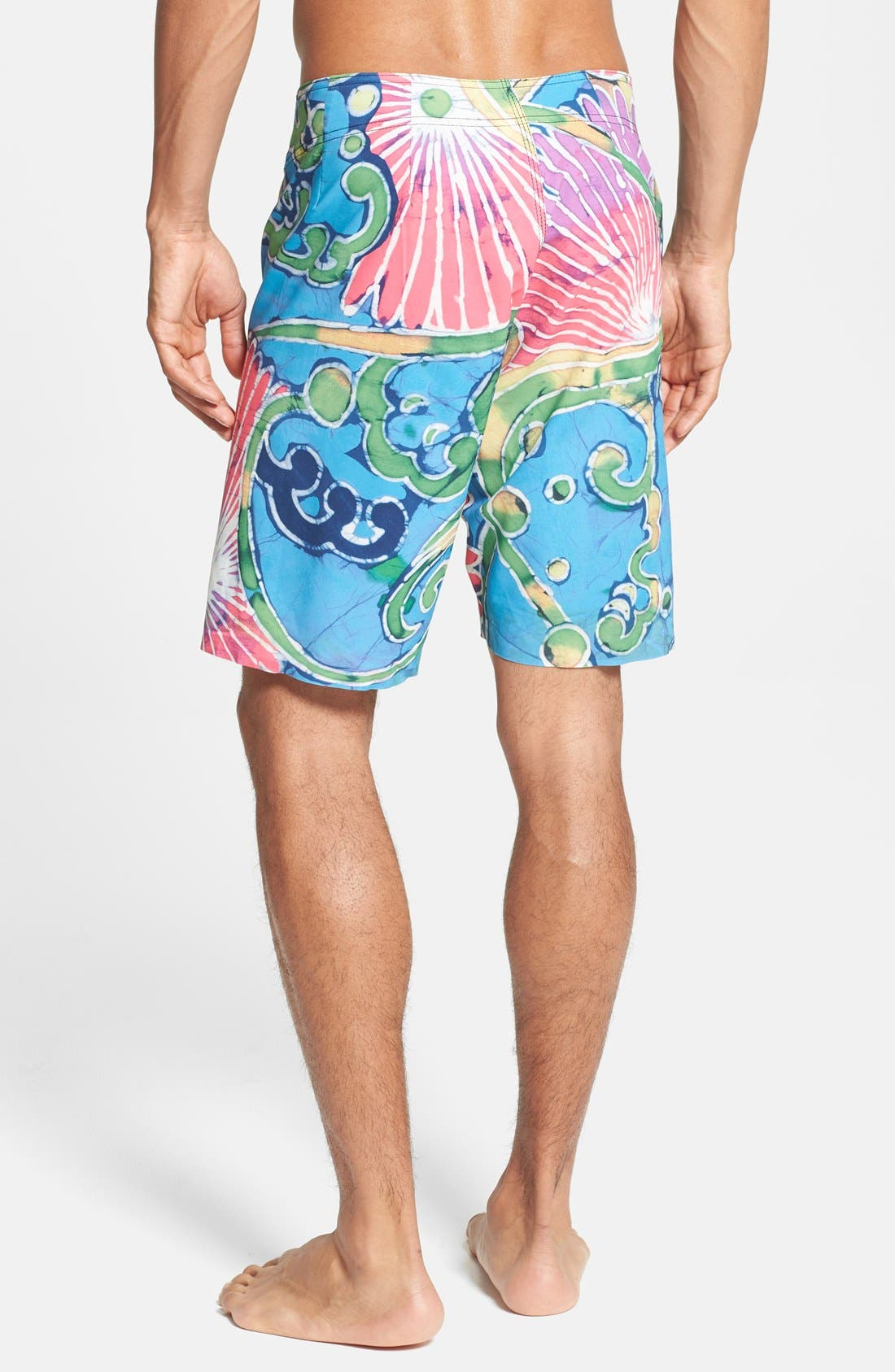 Alternate Image 2  - Volcom 'Trip Mod' Board Shorts