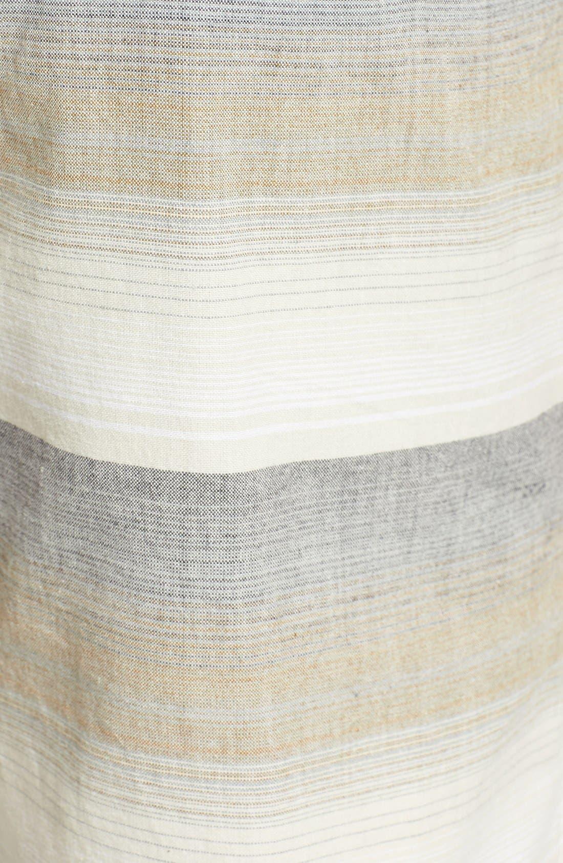 Alternate Image 3  - O'Neill 'Compass' Print Cotton Shorts