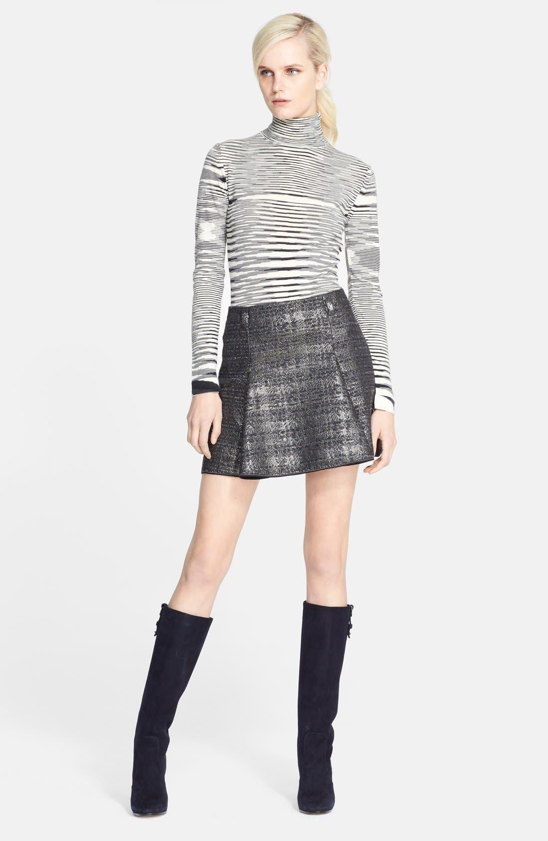 Alternate Image 3  - Missoni Short Box Pleated Skirt