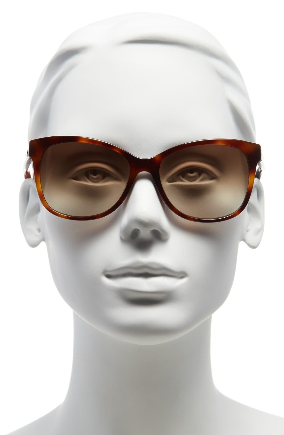 Alternate Image 2  - Bobbi Brown 'The Rose' 56mm Sunglasses