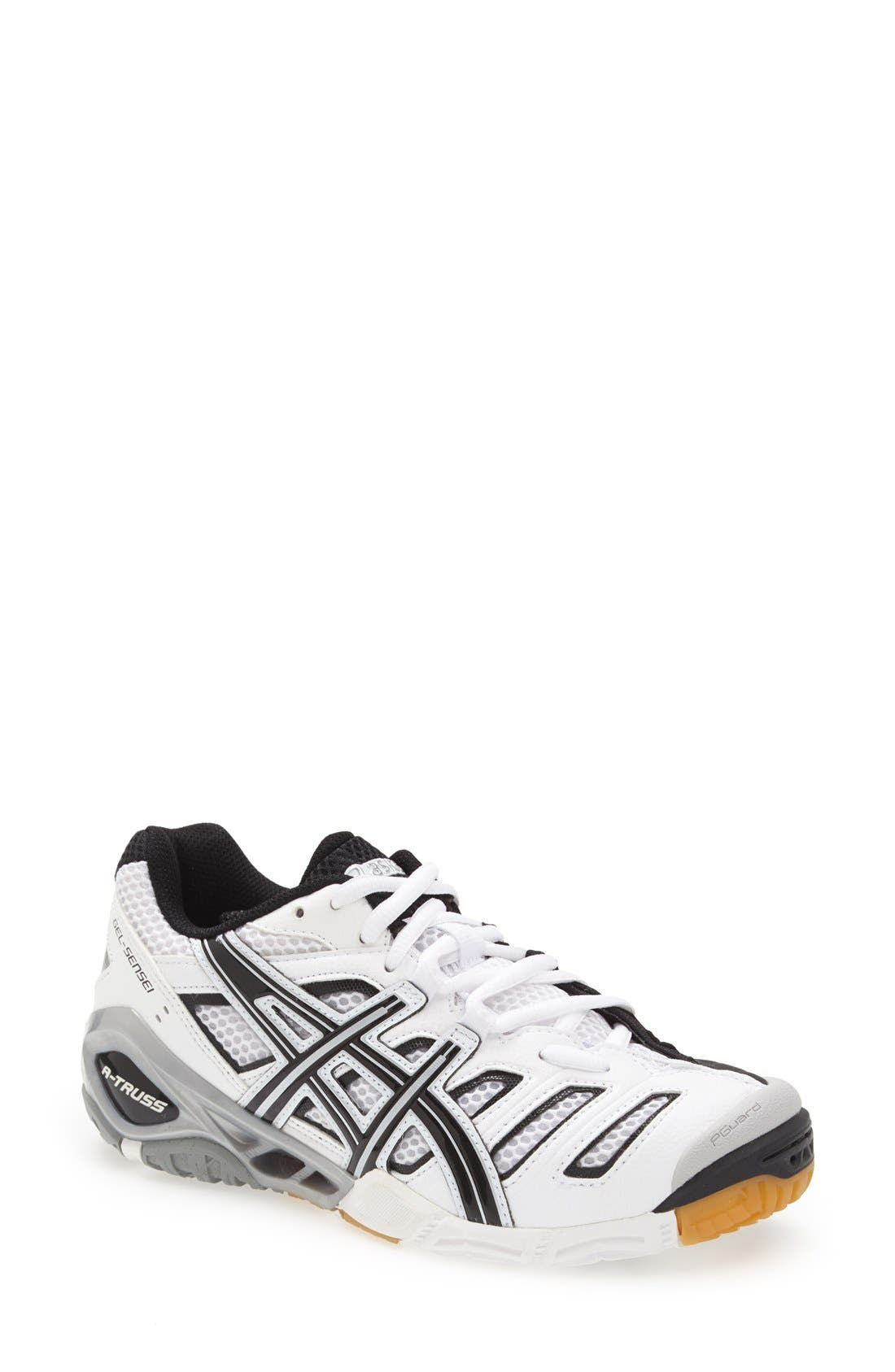Main Image - ASICS® 'GEL-Sensei 4' Volleyball Shoe (Women)