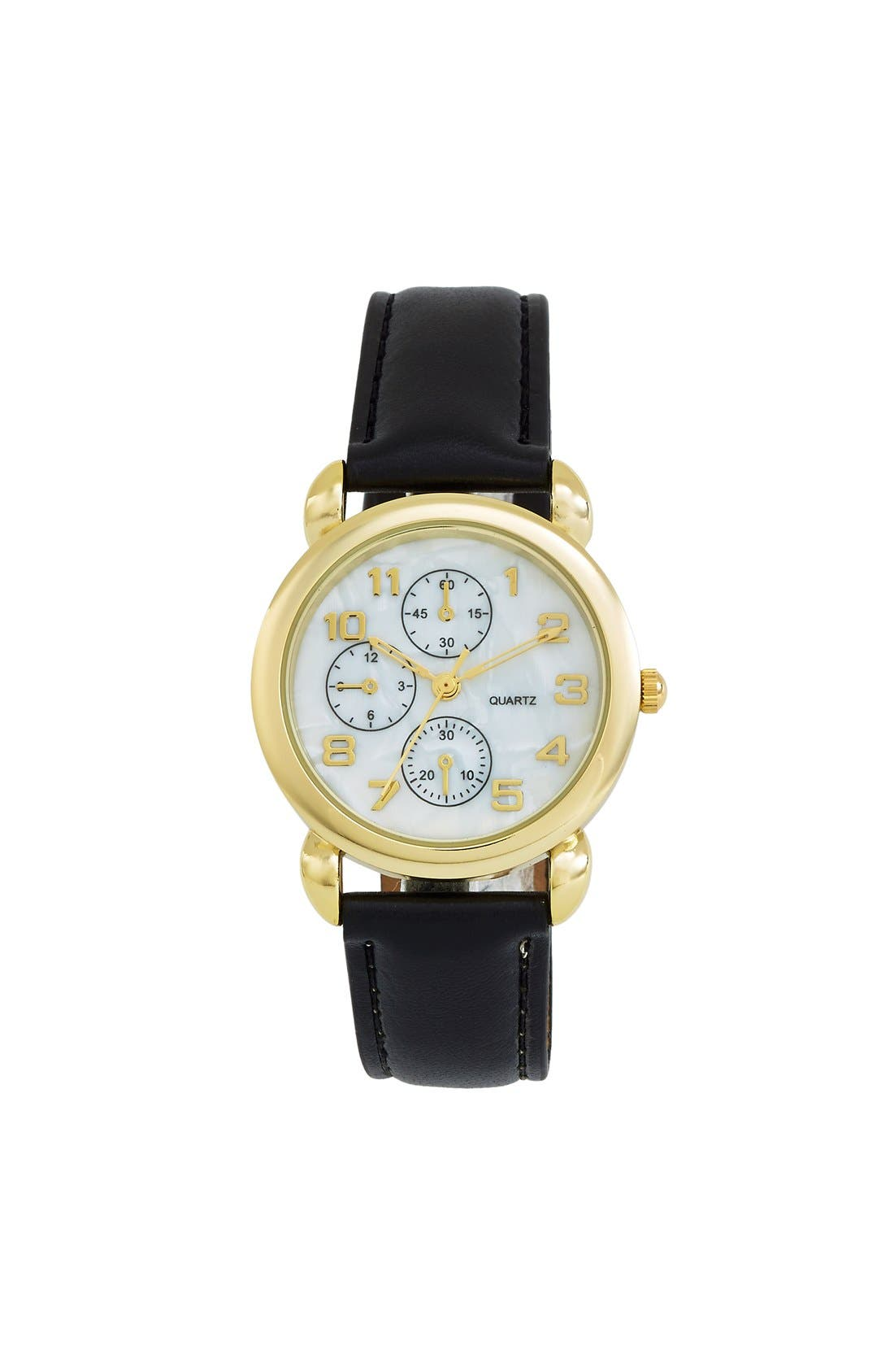 Main Image - Titanium Diver Watch, 30mm (Juniors)