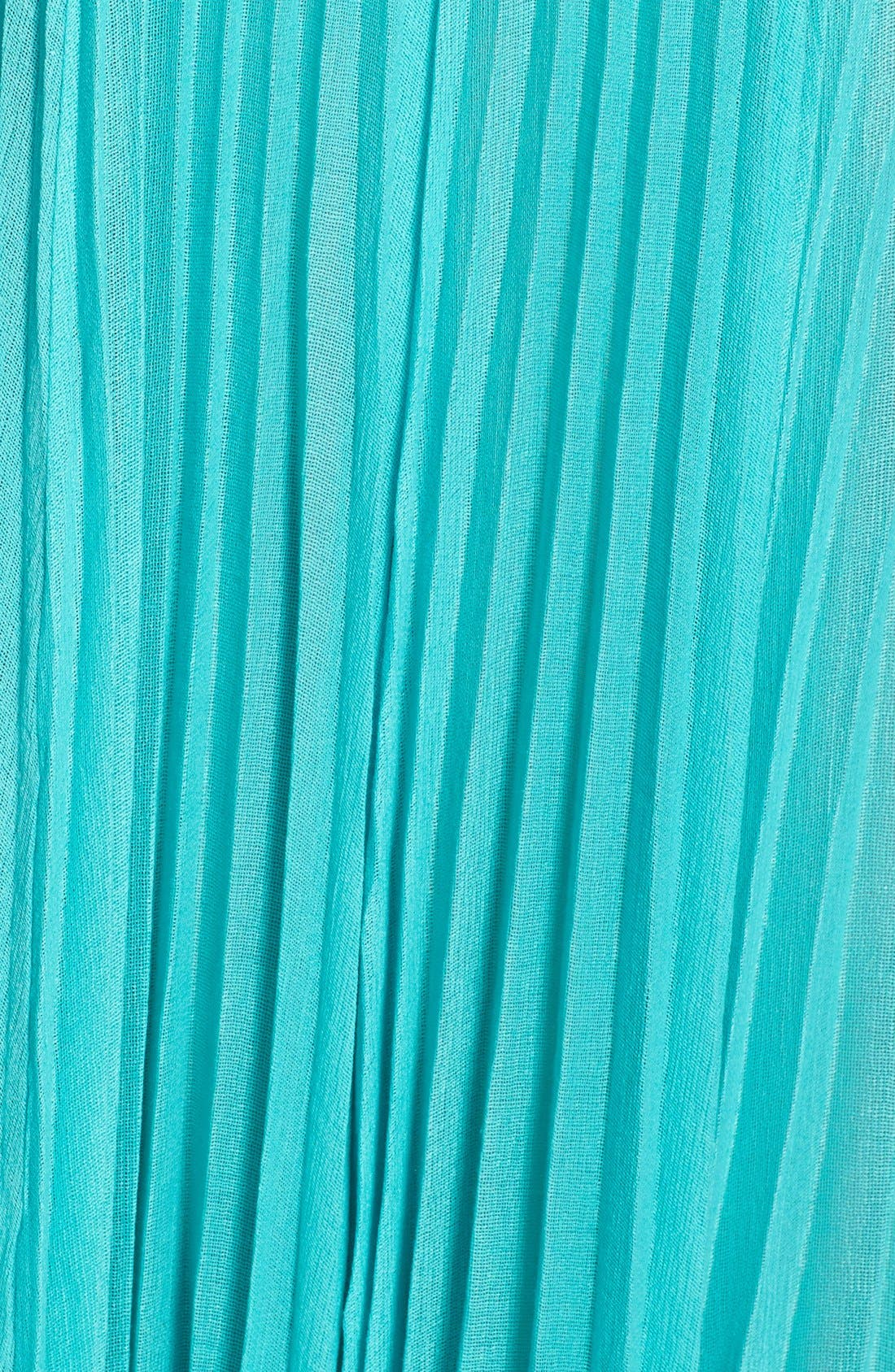 Alternate Image 3  - BCBGMAXAZRIA 'Brynna' T-Strap Back Maxi Dress